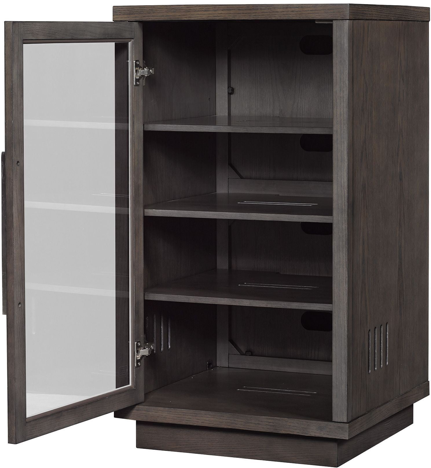 bell 39 o tifton oak arbordale audio video component cabinet from twin star international coleman. Black Bedroom Furniture Sets. Home Design Ideas