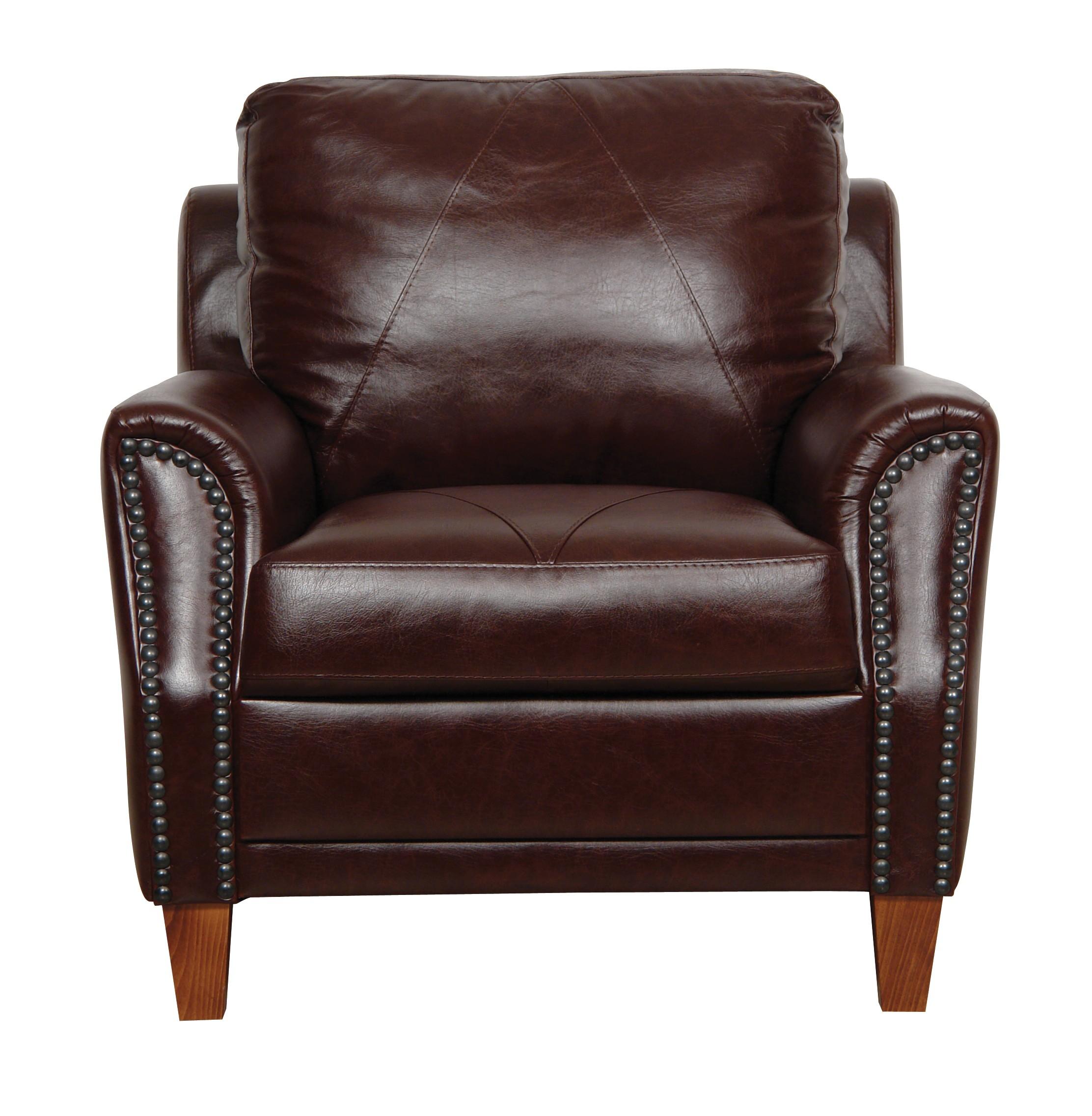 Austin Sienna Italian Leather Living Room Set From Luke
