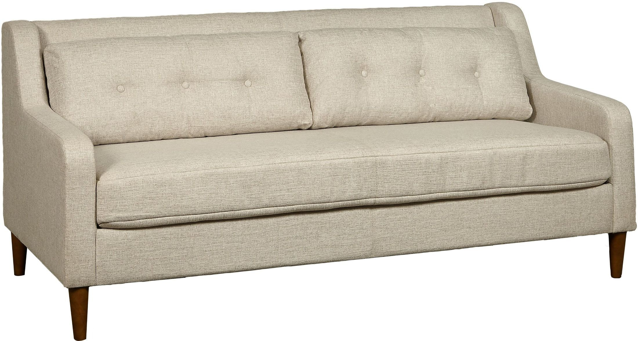 White linen sofa from pulaski coleman furniture for White linen sectional sofa
