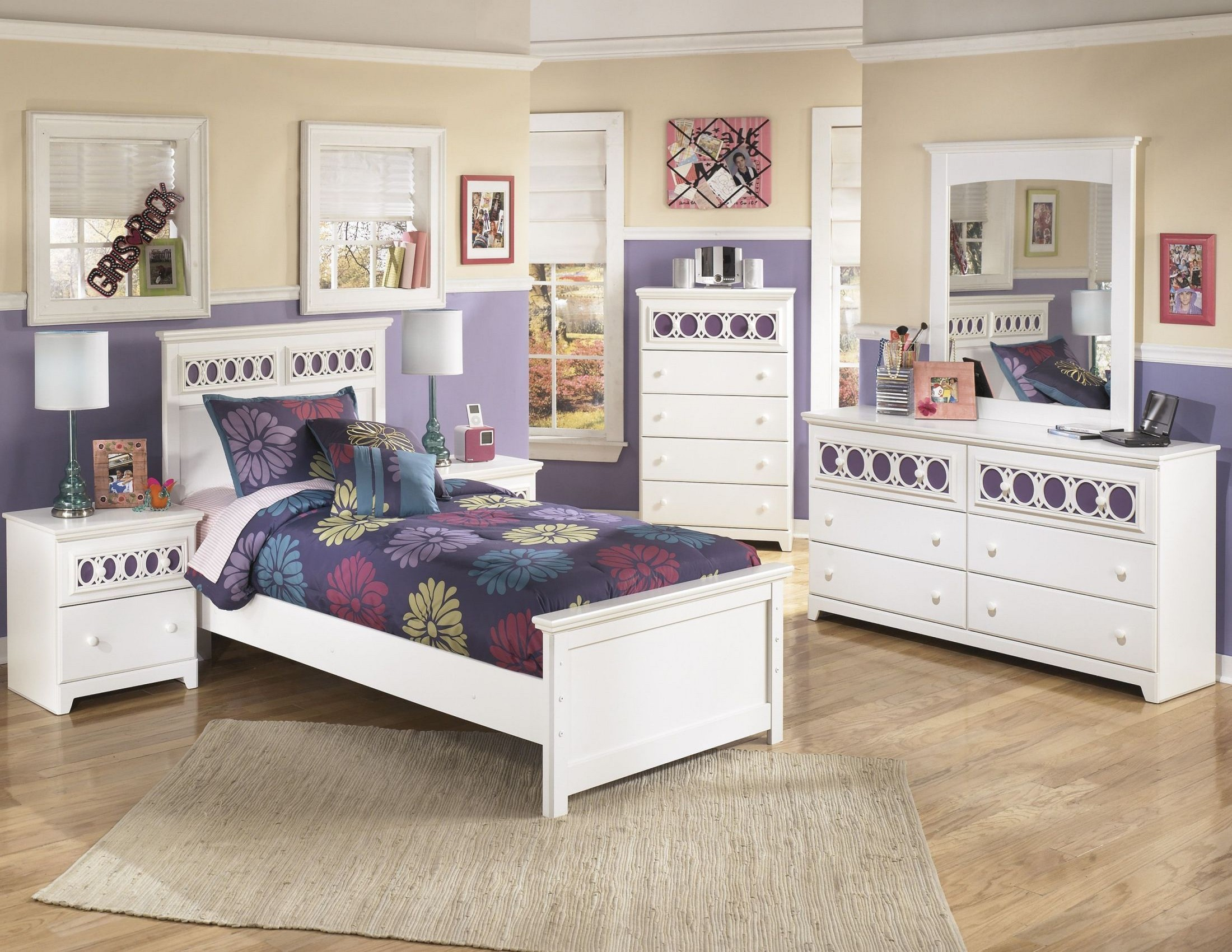 design signature from dresser www luxury twin jaidyn awesome zayley of bookcase buy bed