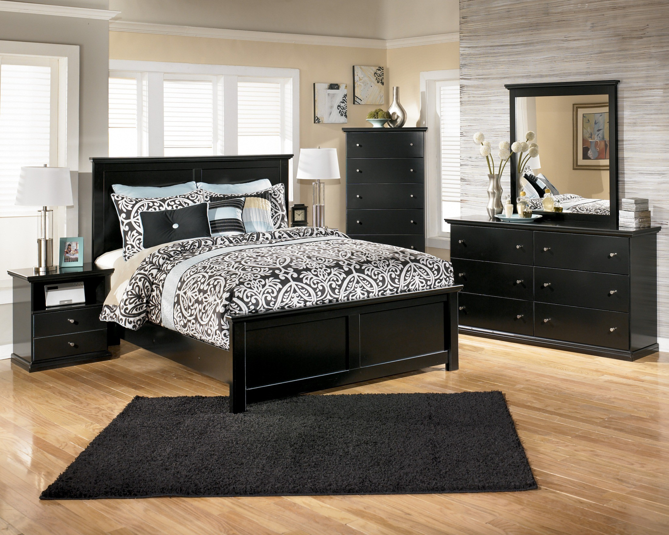 Maribel Bedroom Set From Ashley B Coleman Furniture - Ashley bedroom furniture collections