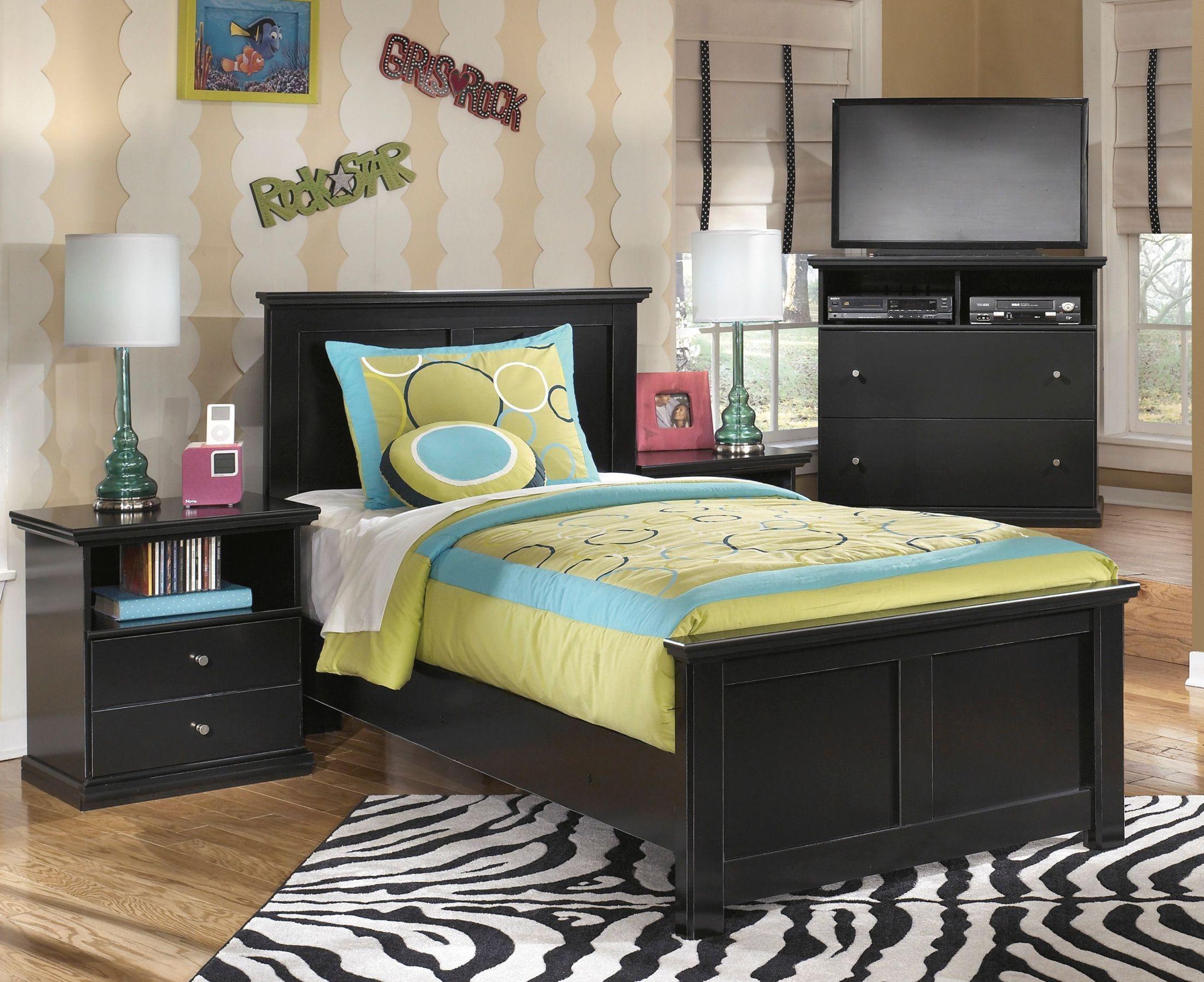 Maribel Youth Panel Bedroom Set From Ashley B138 53 52 83 Coleman Furniture