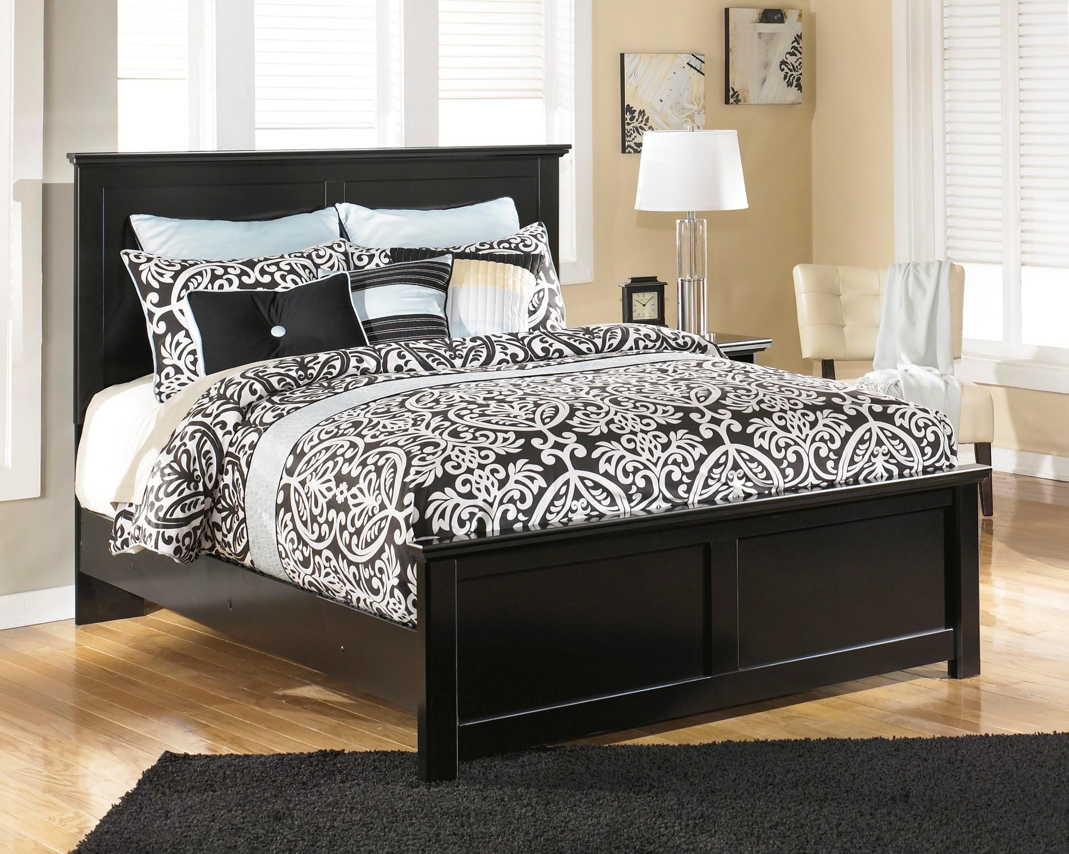 Maribel Queen Panel Bed From Ashley B138 57 54 96 Coleman Furniture