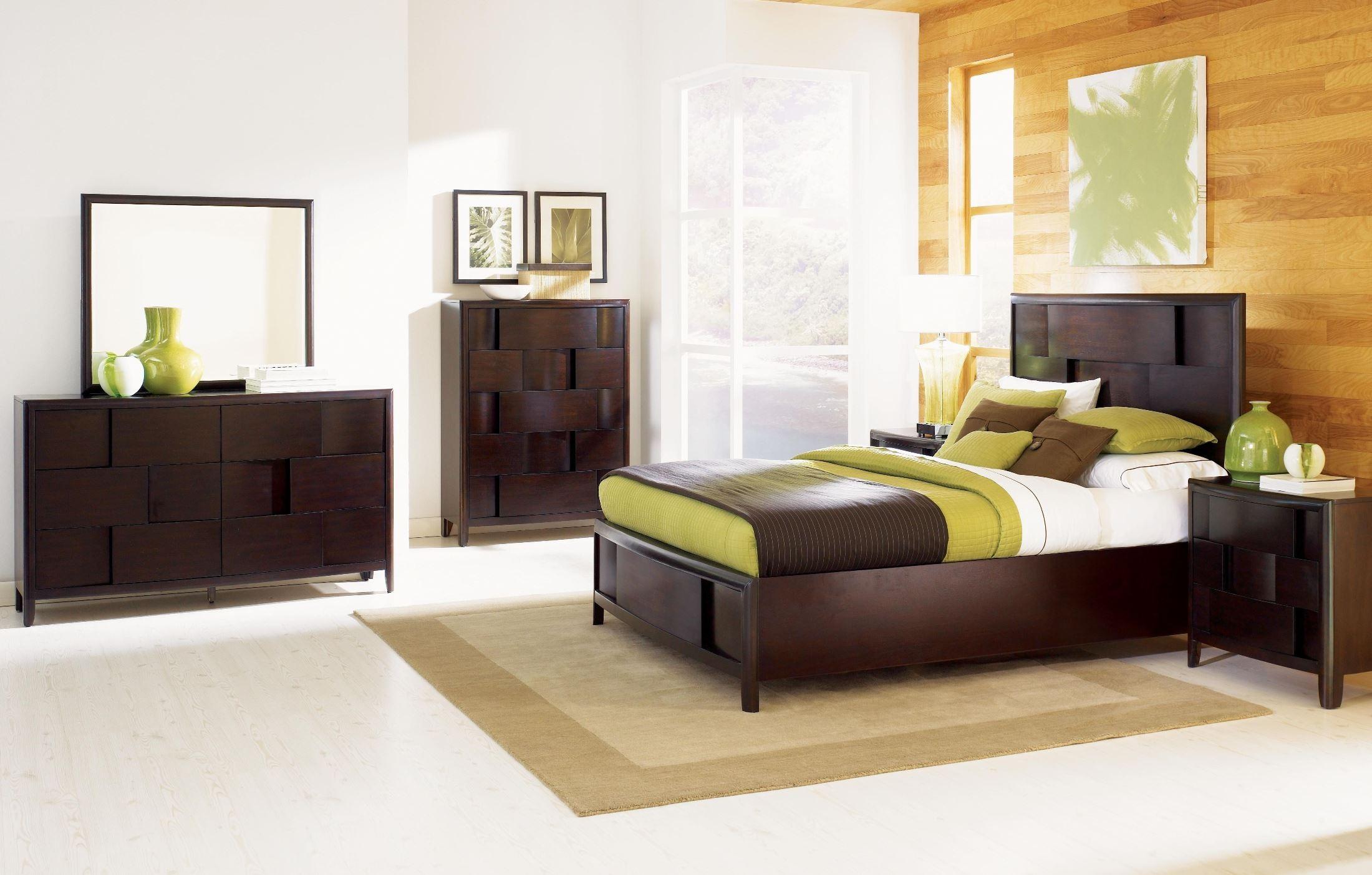 Magnussen Nova Bedroom Set Nova Queen Island Bed From Magnussen Home B1428 50h 50f