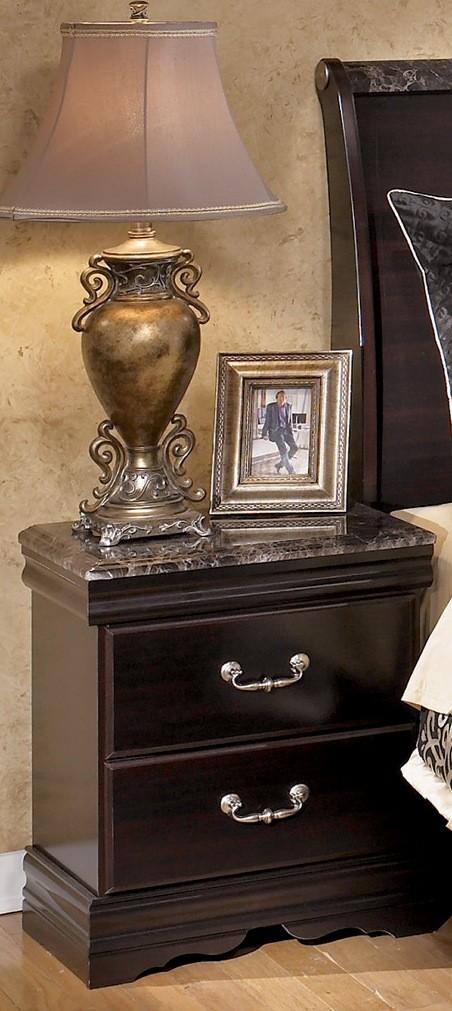 Esmarelda Sleigh Bedroom Set From Ashley B179 77 74 96