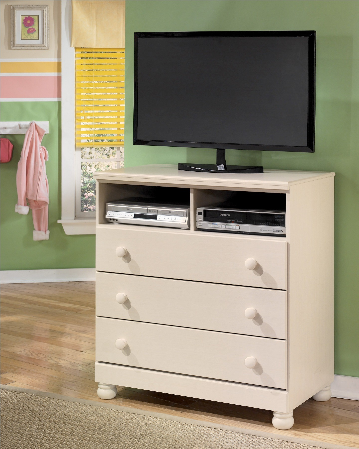 Cottage Retreat Youth Bedside Storage Bedroom Set from Ashley ...