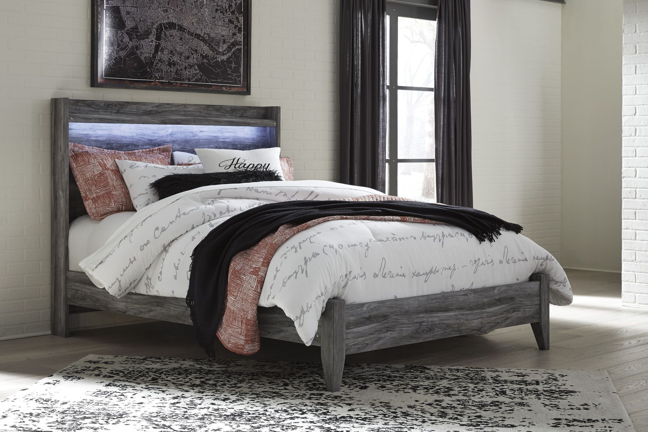 Queen Size Bed Images