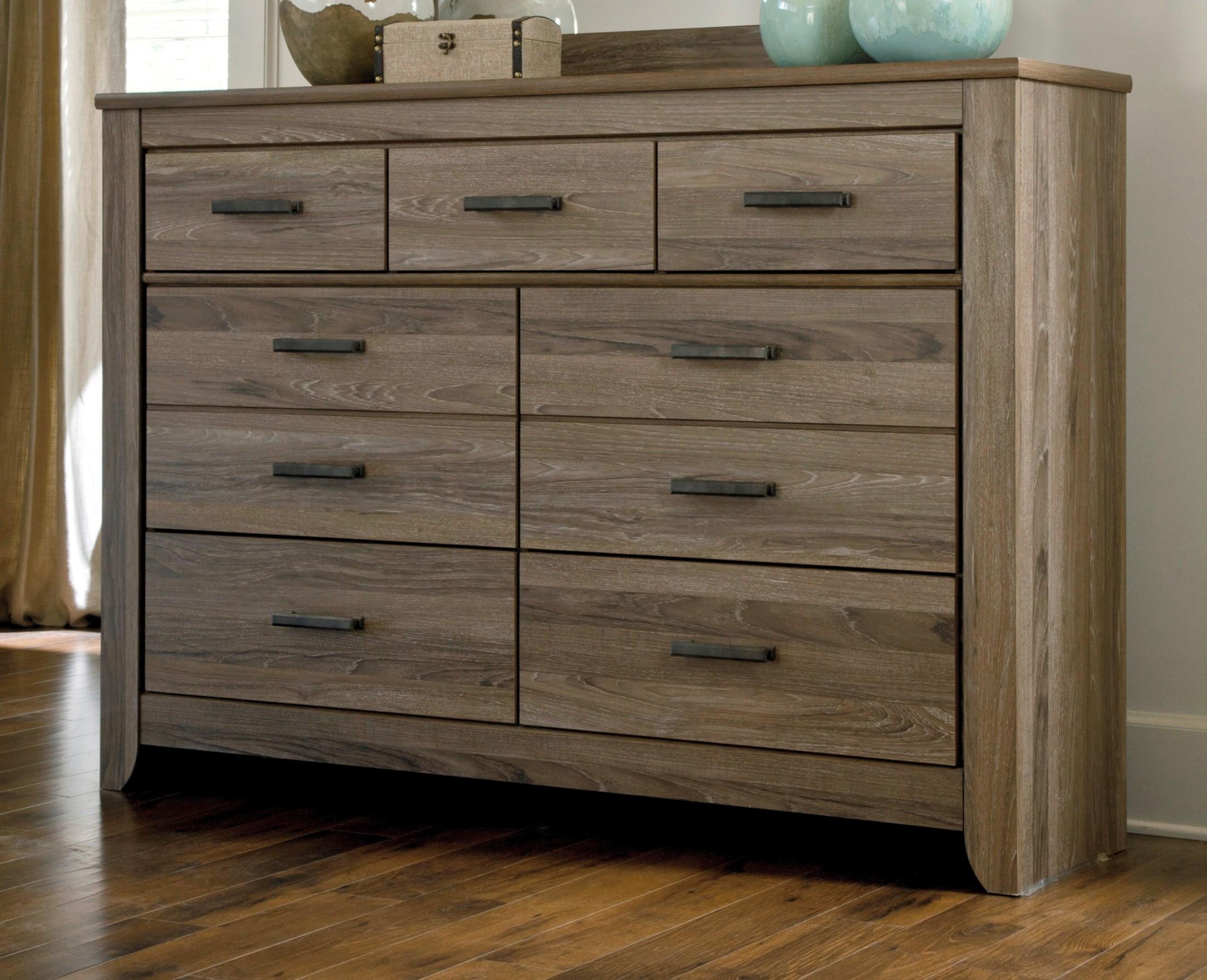 Zelen Dresser From Ashley B248 31 Coleman Furniture