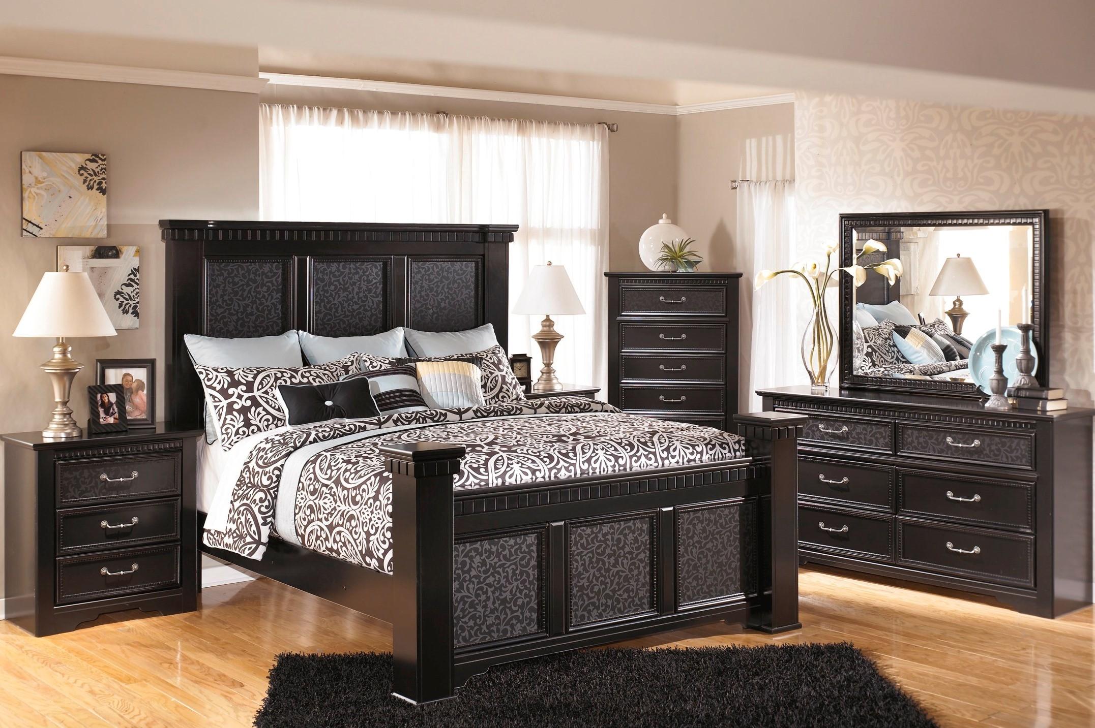 Cavallino Mansion Bedroom Set From Ashley B291 Coleman