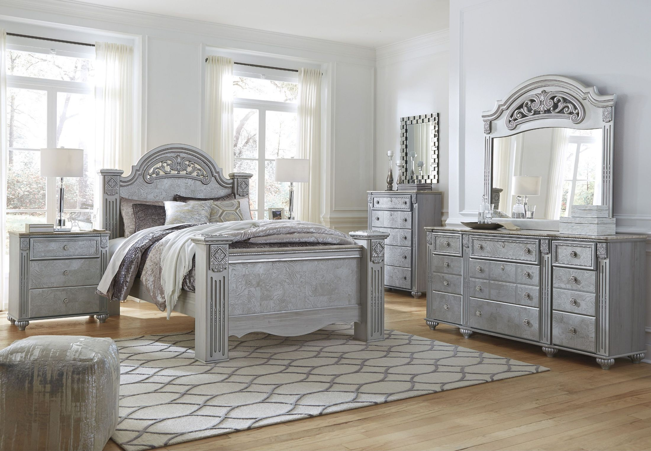 Bedroom Set King Sale