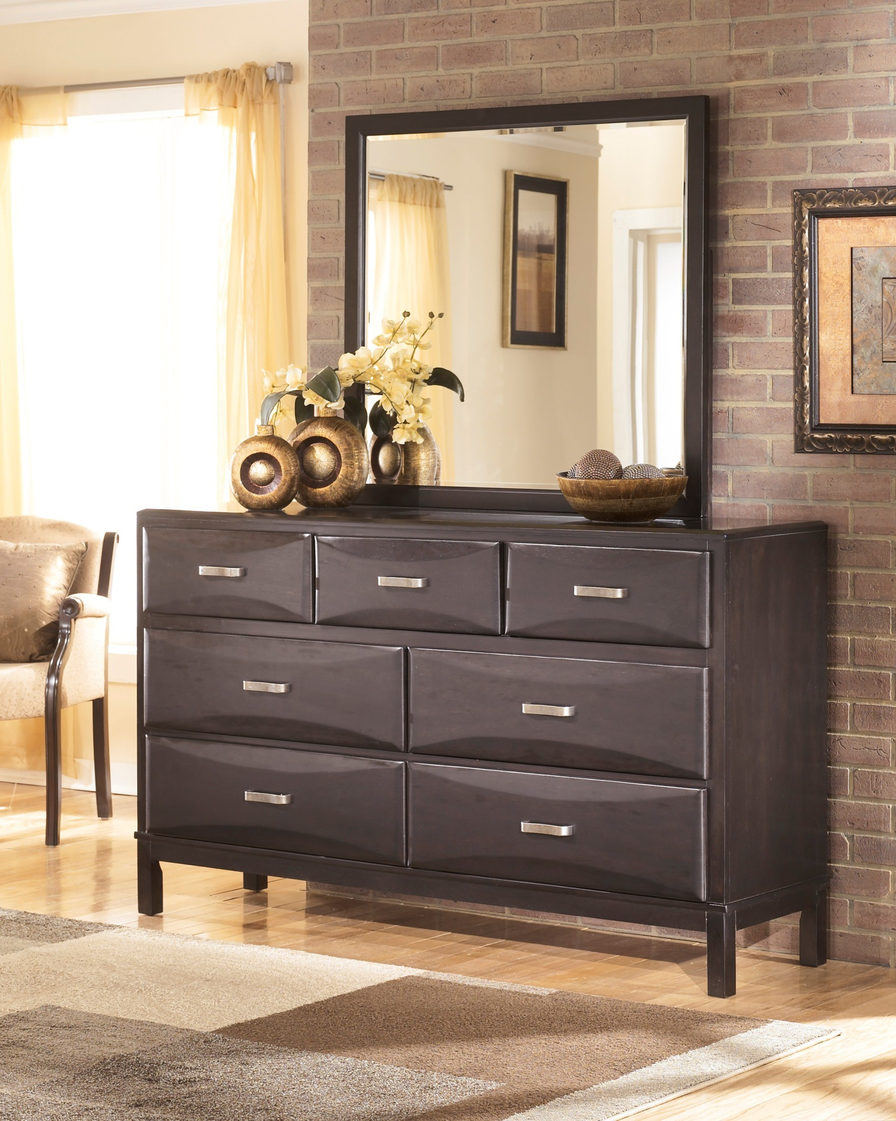 Kira Storage Platform Bedroom Set From Ashley (B473 64 65 98) | Coleman  Furniture