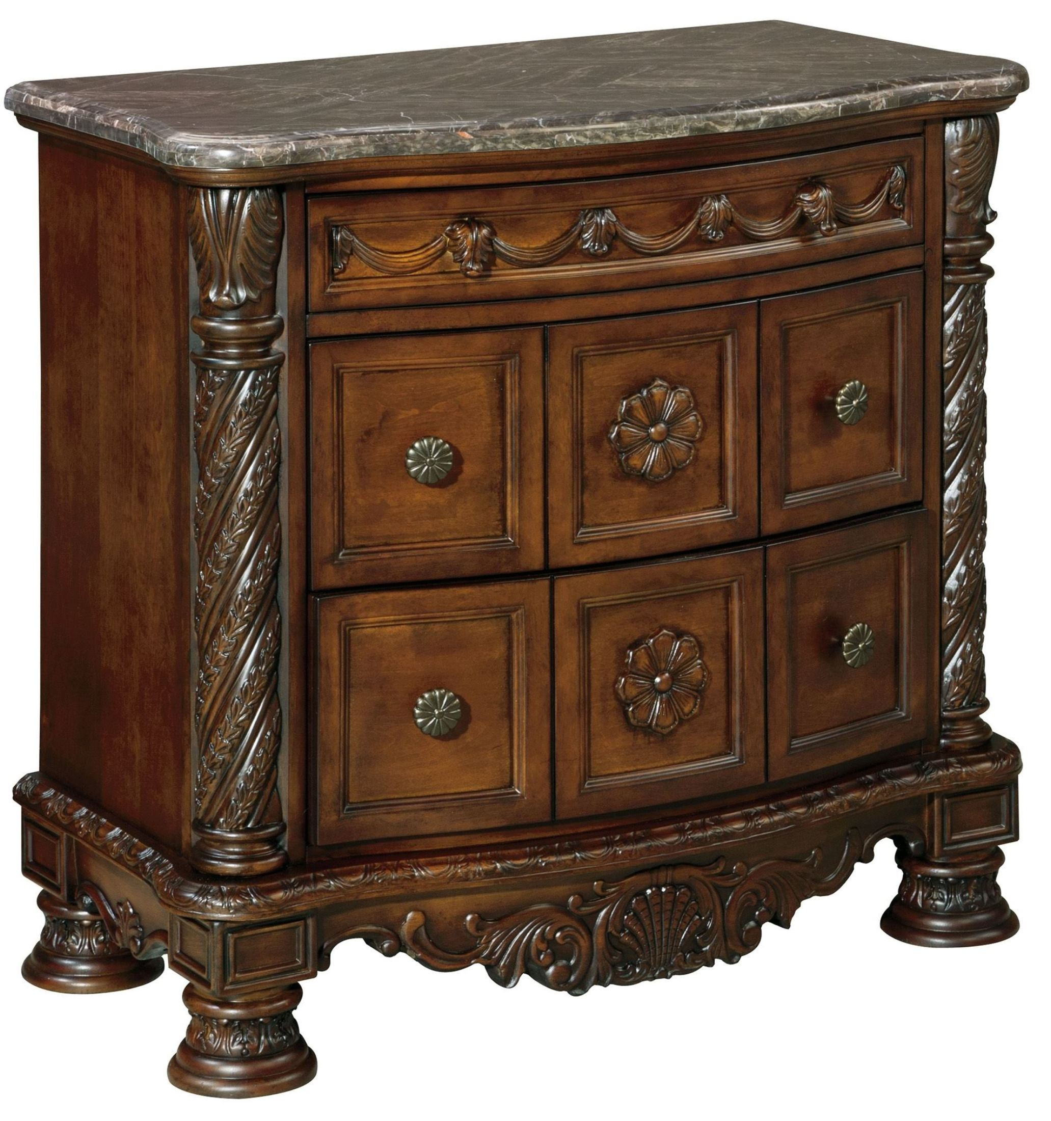 North Shore Night Stand from Ashley B553 193