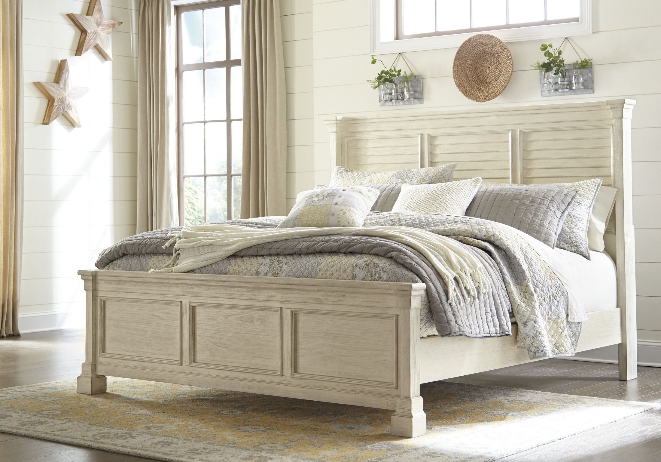 Bolanburg White Panel Bedroom Set B647 54 57 96 Ashley