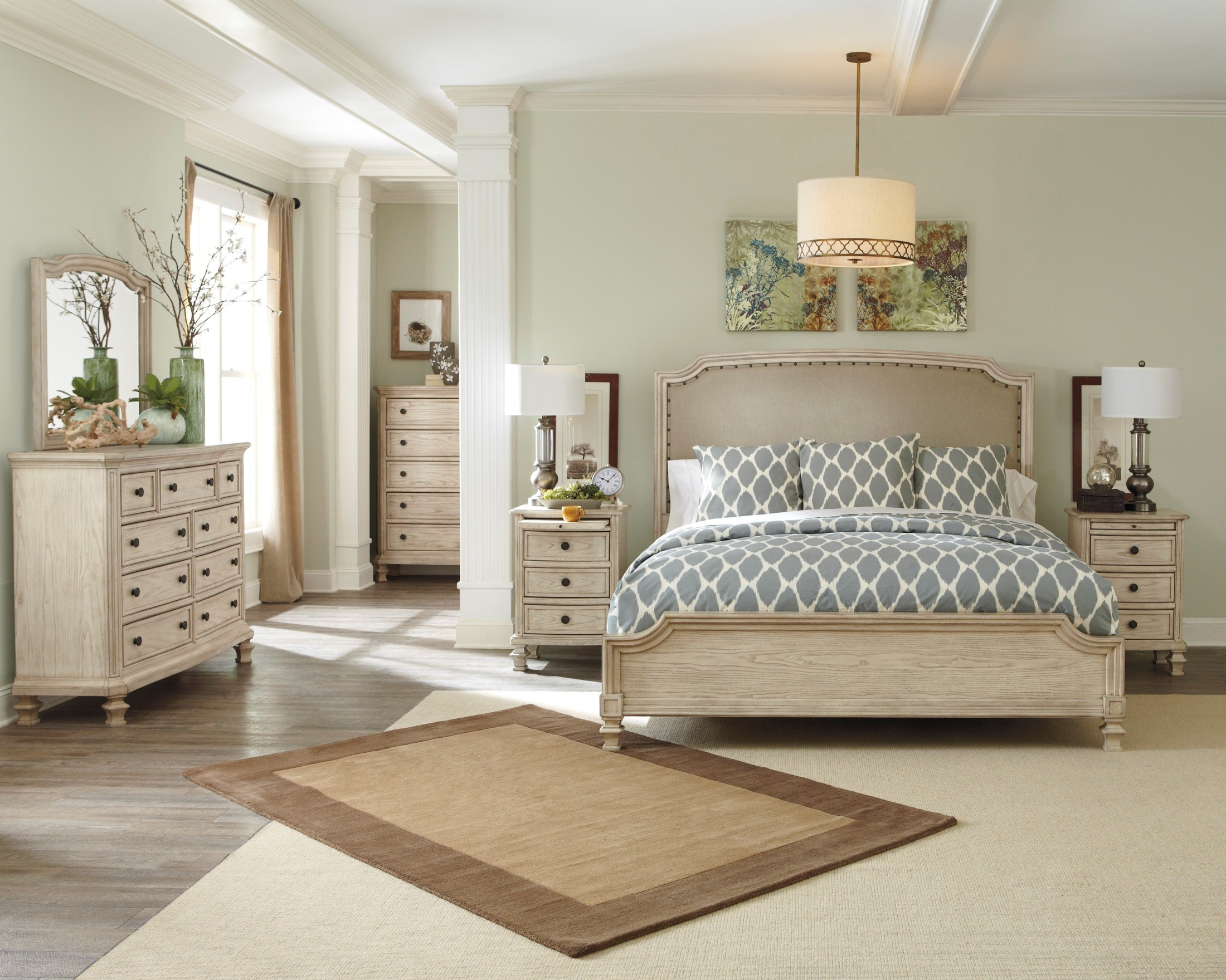 Demarlos Dresser From Ashley B693 31 Coleman Furniture