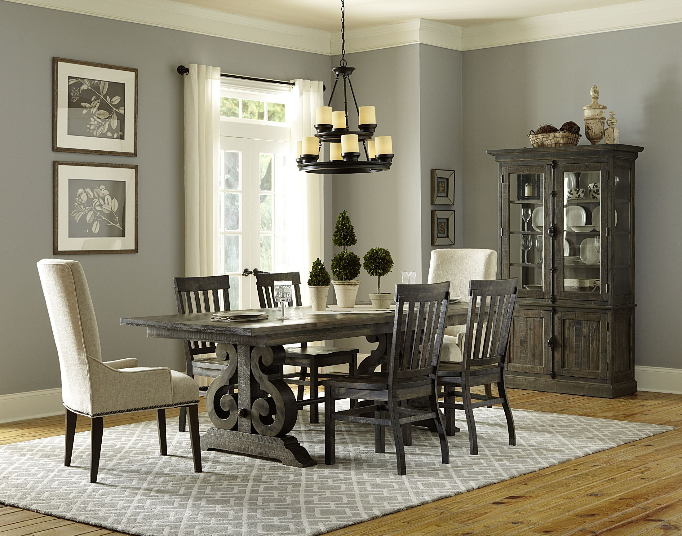 Bellamy Rectangular Dining Table From Magnussen Home