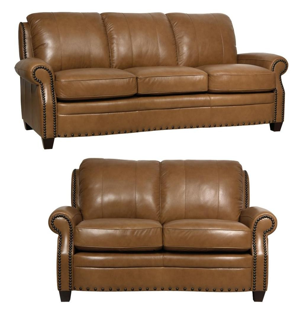 Barletta Italian Inpired White Leather Sofa Collection: Bennett Italian Leather Living Room Set From Luke Leather