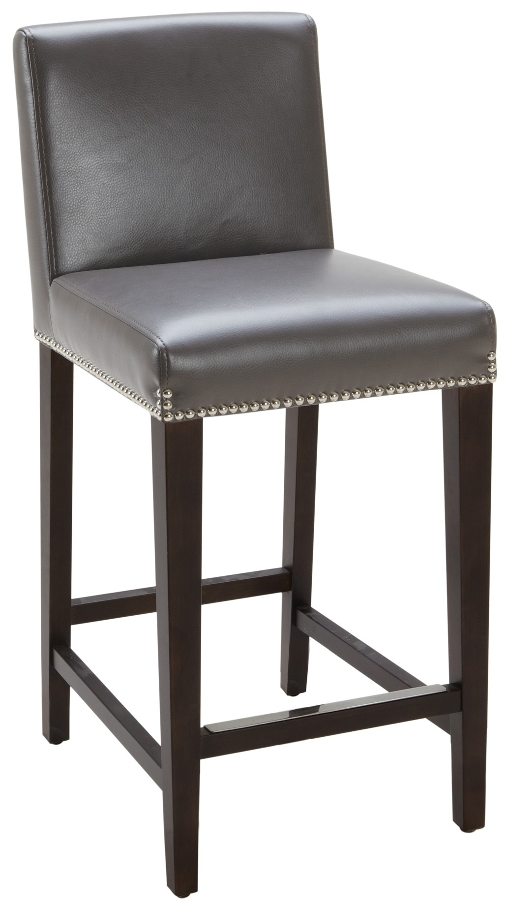 Brooke Grey Counter Stool From Sunpan 38408 Coleman
