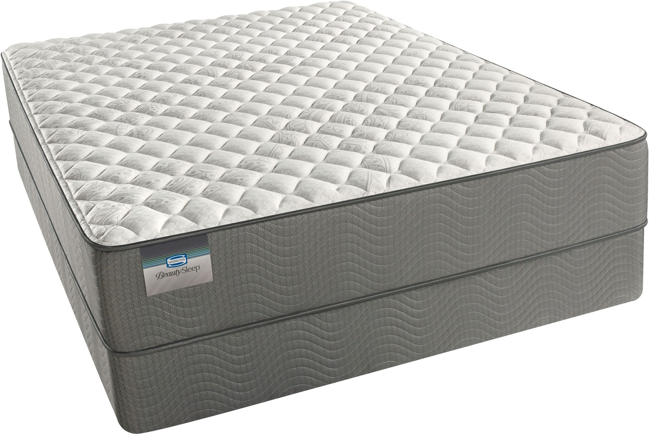 Beautysleep Alexander Heights Tight Top Firm Twin Xl Size Mattress With Foundation From Simmons