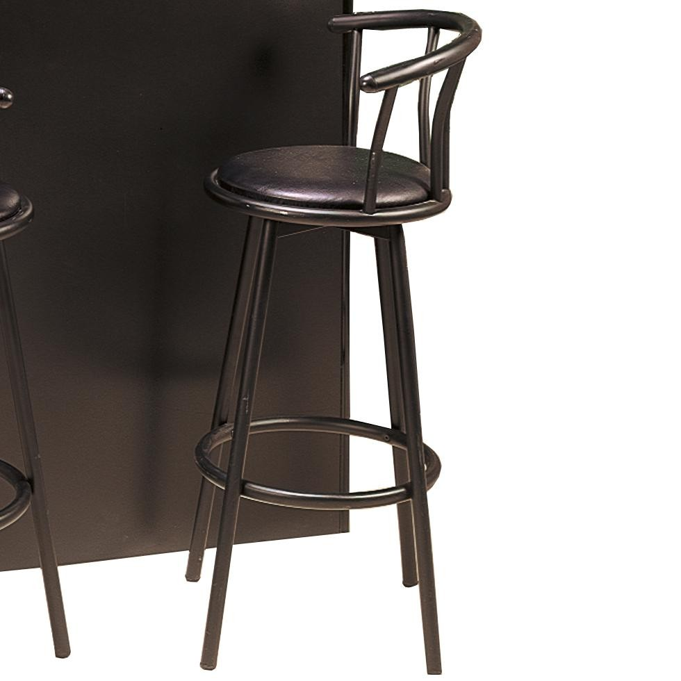 Buckner 30 Quot Bar Stool Set Of 2 From Coaster 2398