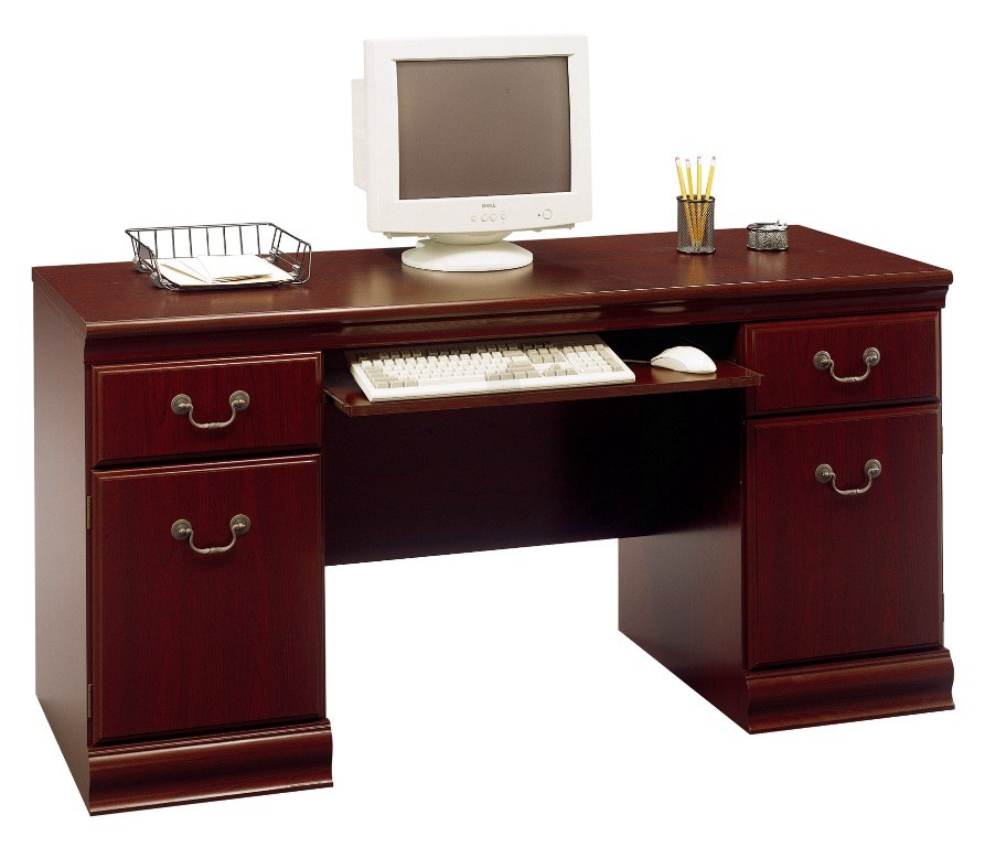 Birmingham Executive Desk From Bush Ex26603 03 Coleman