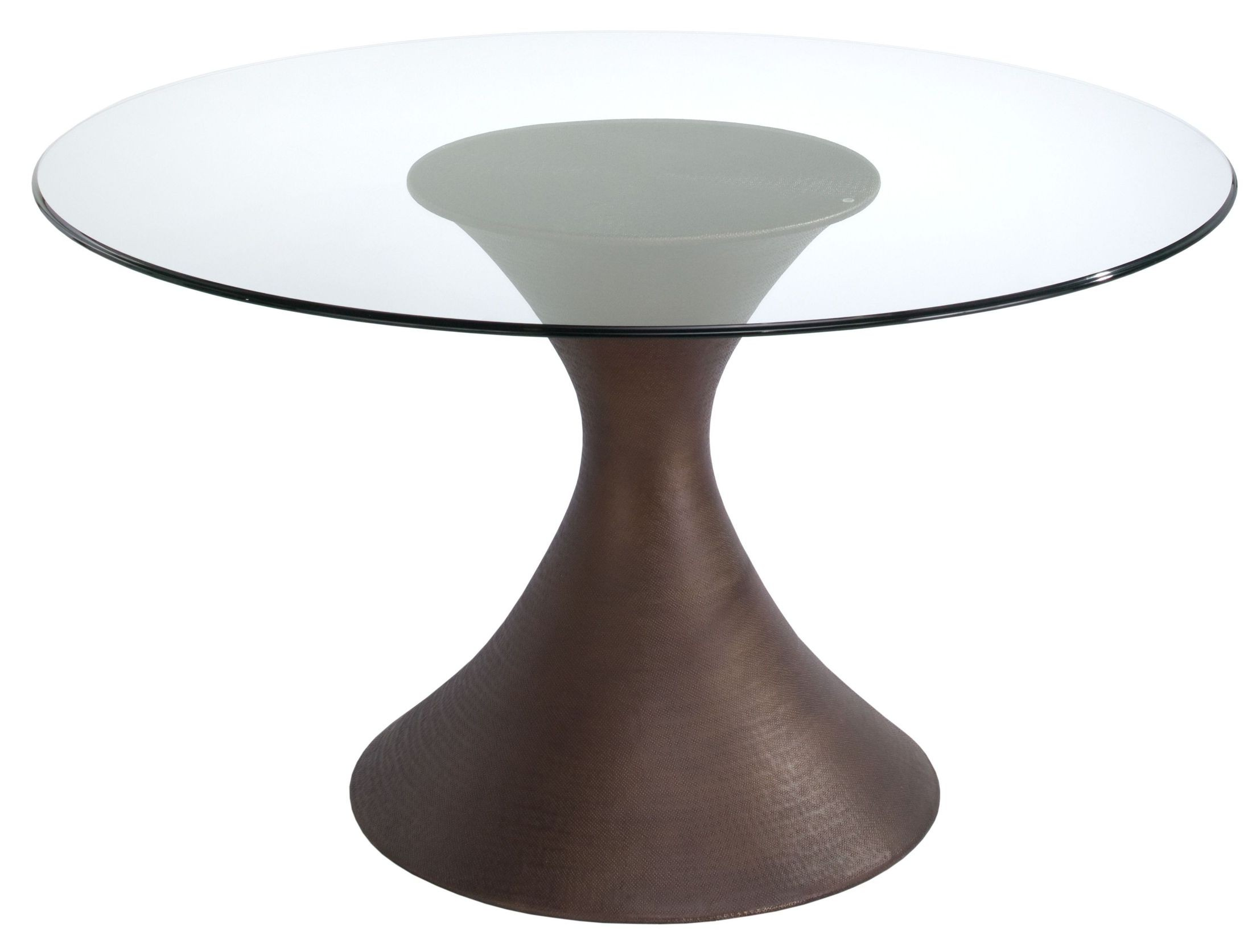 Casablanca Glass Top Dining Table From Brownstone Ca303
