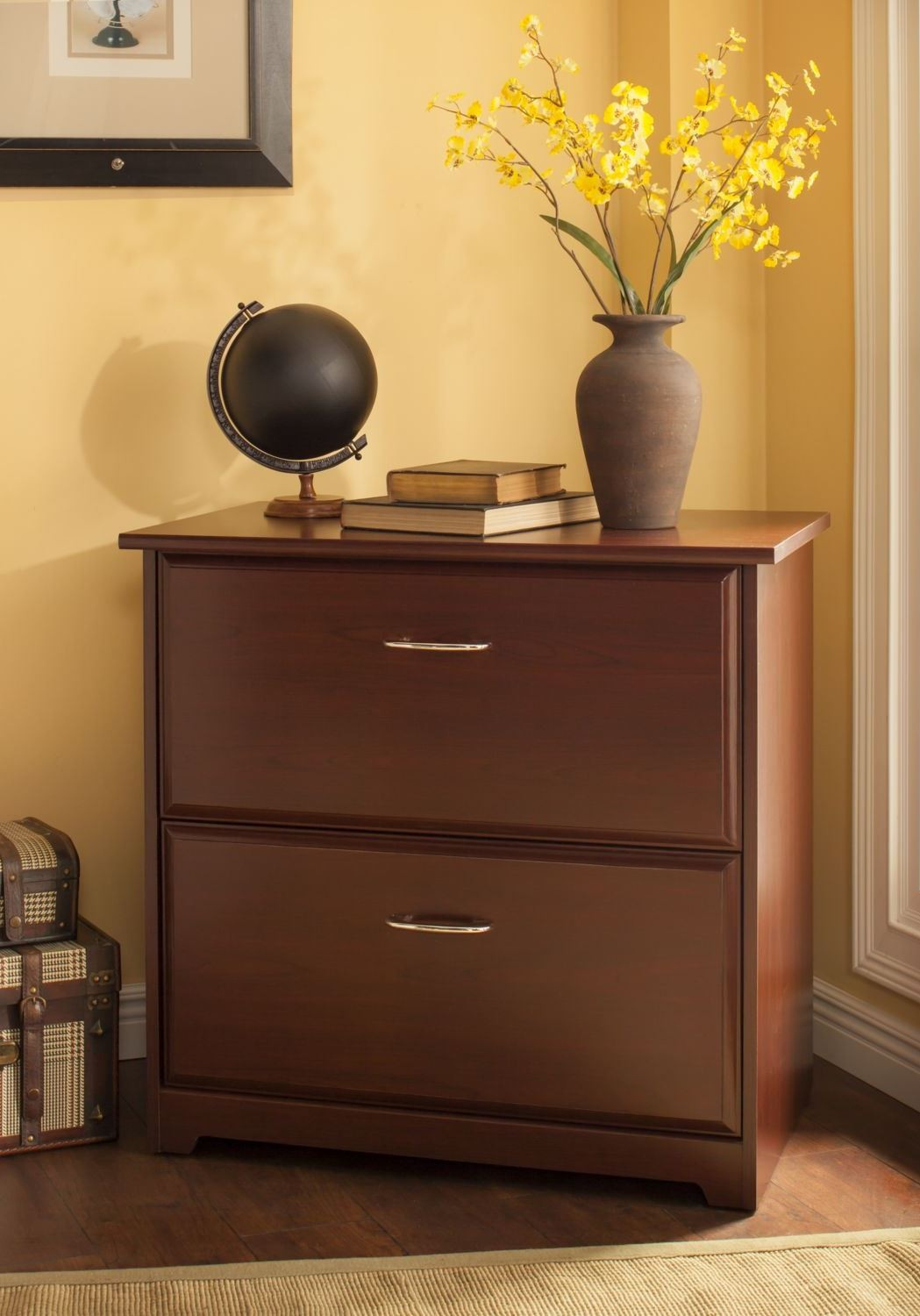 Cabot Harvest Cherry Lateral File From Bush Wc31480 03