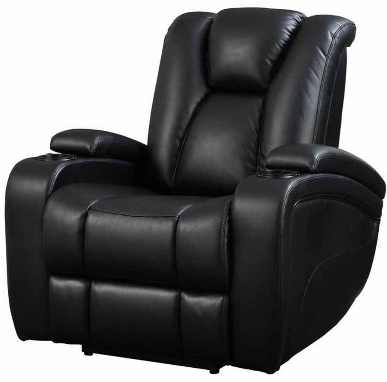 Delange Power Recliner  sc 1 st  Coleman Furniture & Delange Power Recliner from Coaster (601743P) | Coleman Furniture islam-shia.org