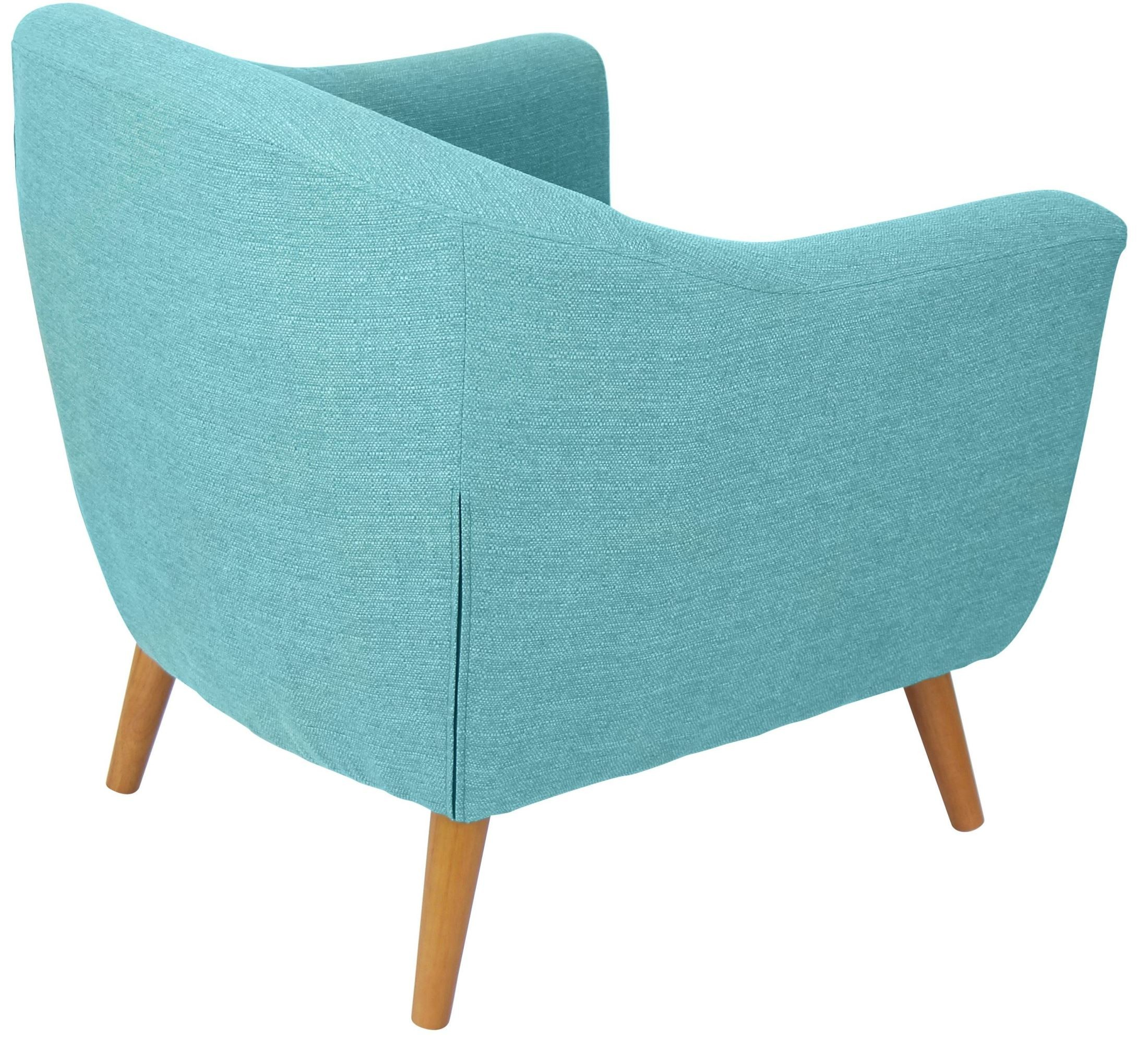 Rockwell Teal Chair From Lumisource Chr Ah Rkwl Tl