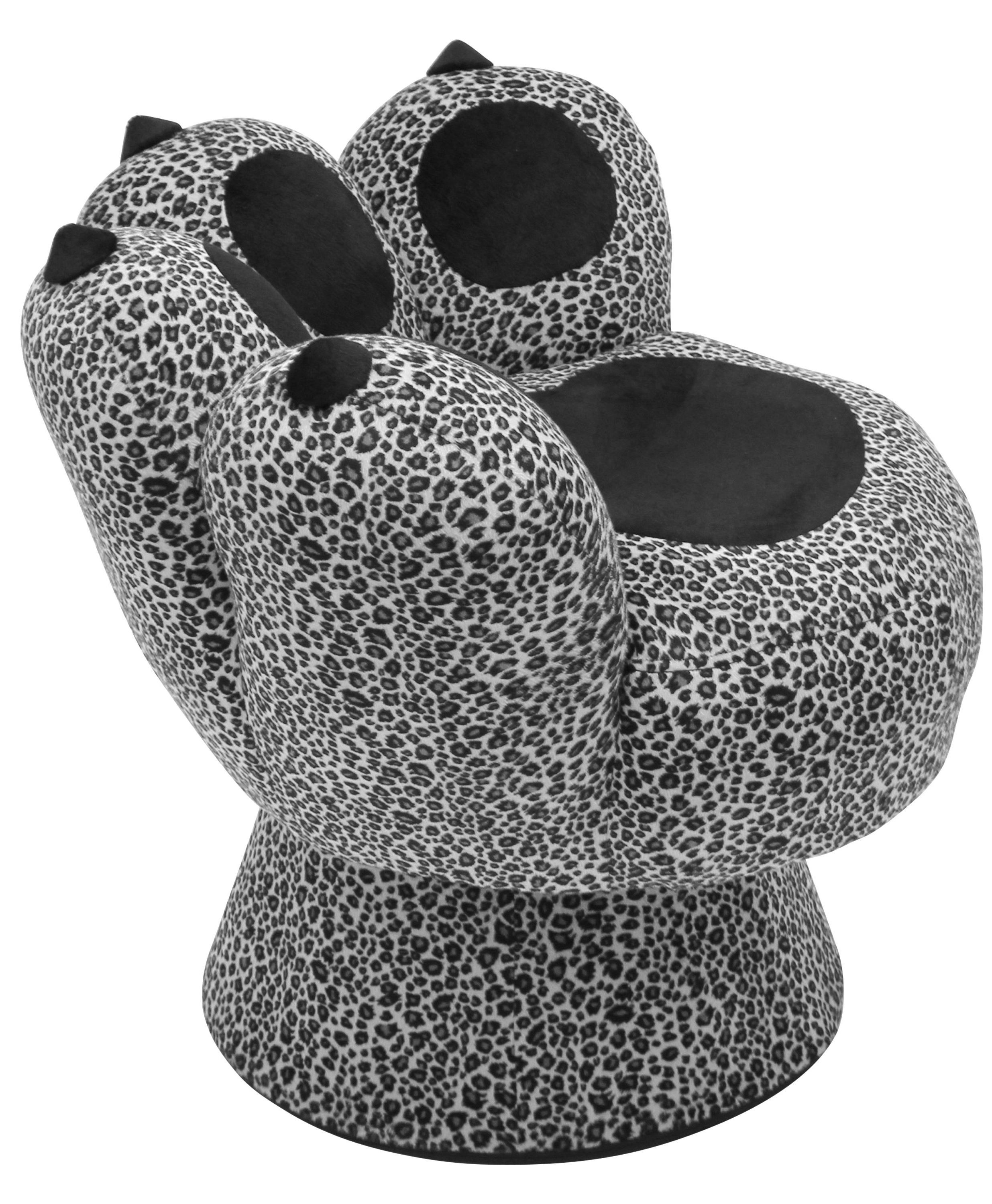 Paw Snow Leopard Chair from Lumisource (CHR-PAW SNLP ...