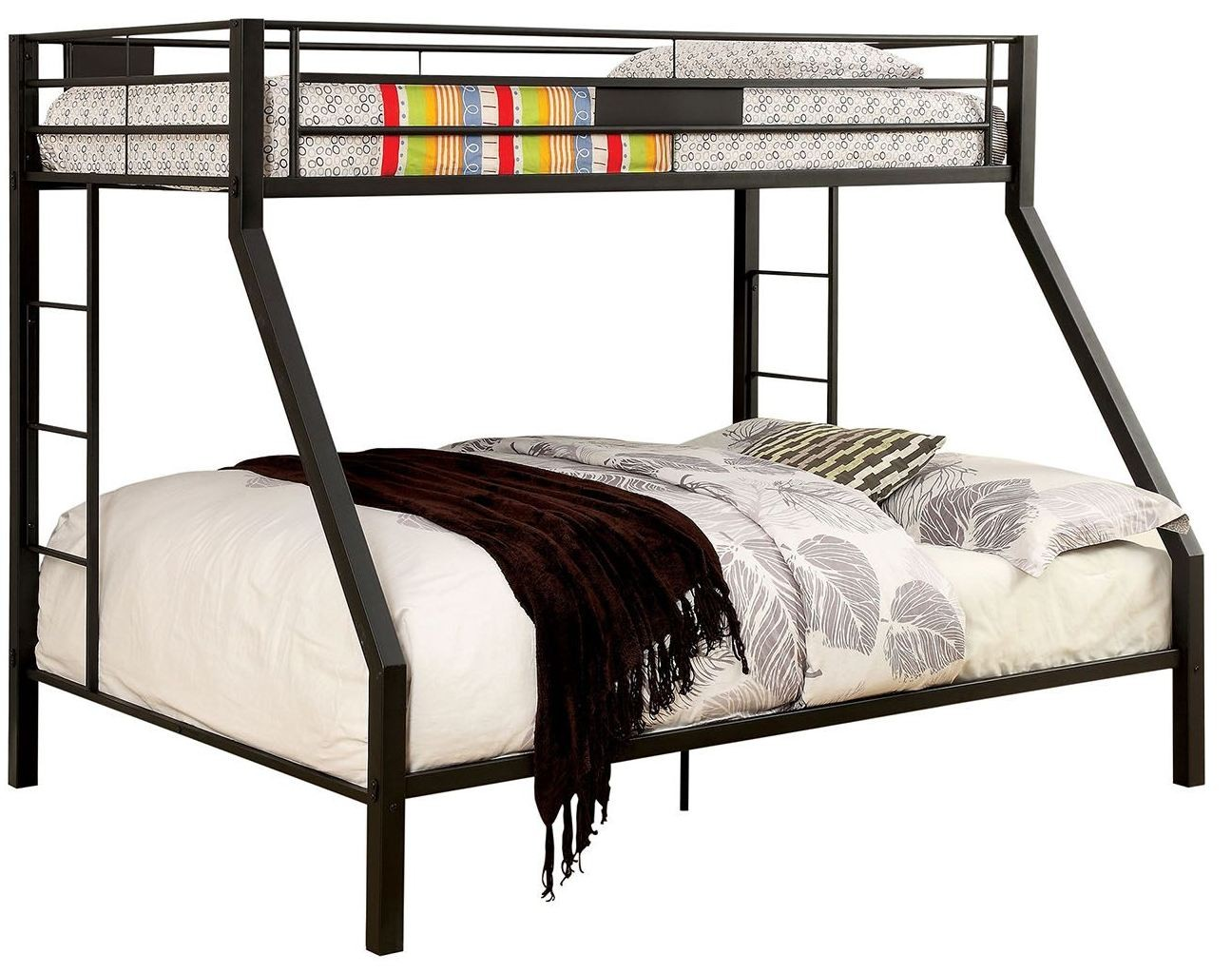 Double Twin Loft Bed