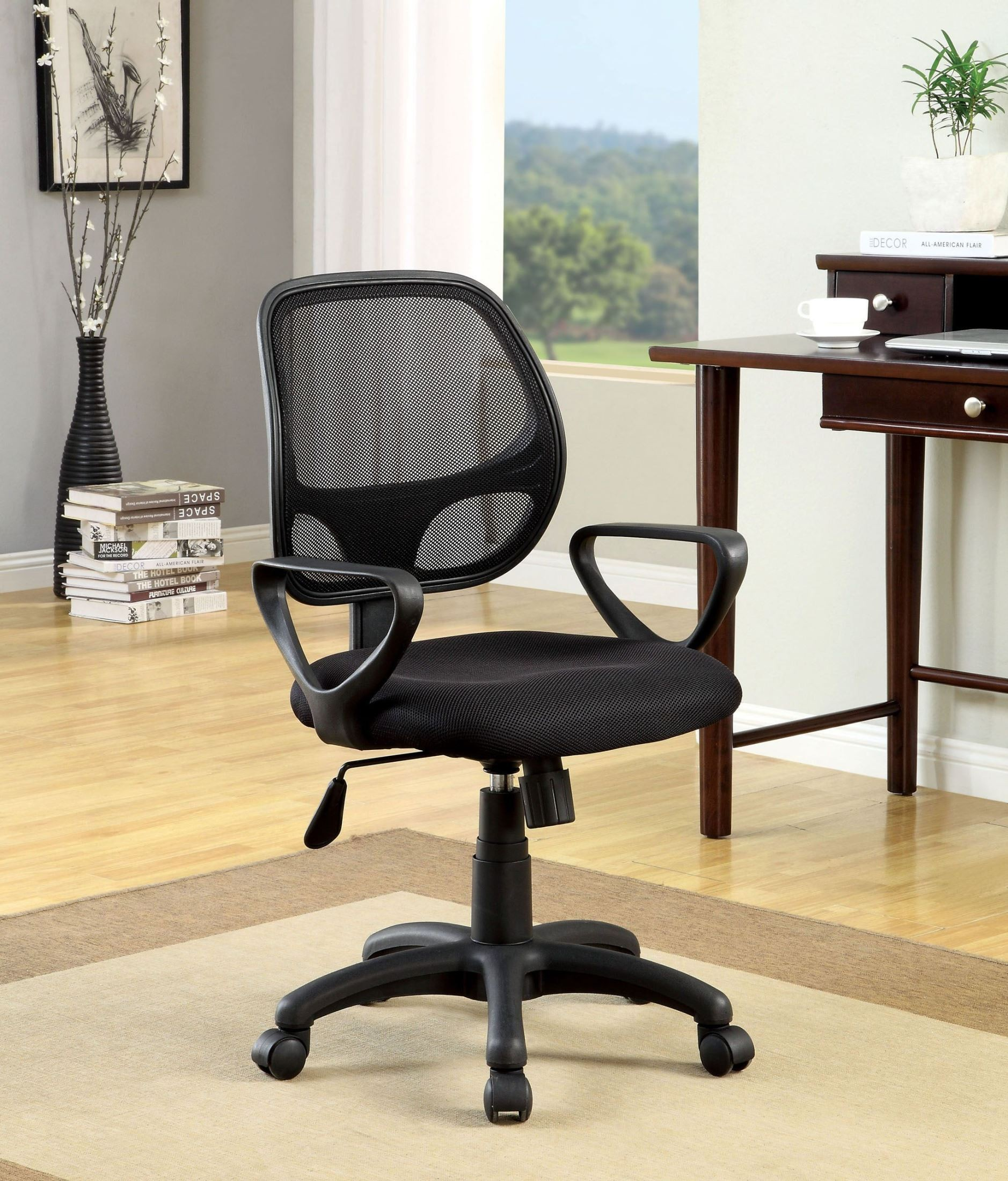 Sherman Adjustable Height Office Chair from Furniture of ...