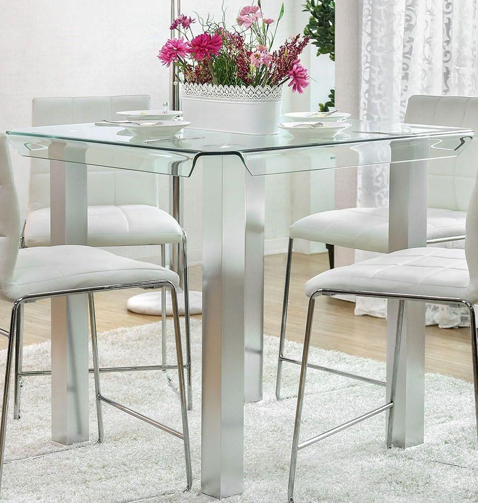 100 silver dining room set t1840 i furniture import u0026 e