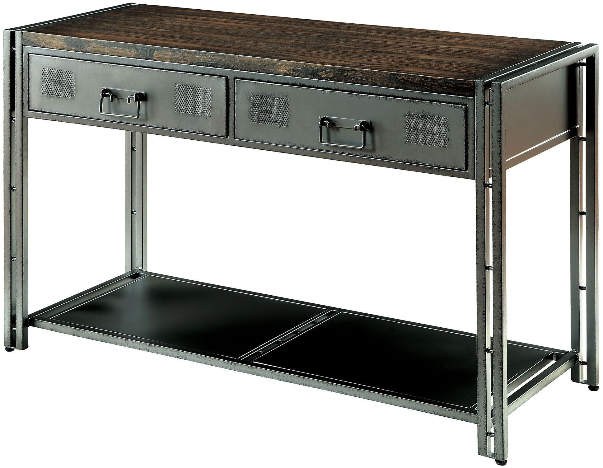 Thurles Gray Sofa Table From Furniture Of America. Merrill Lynch Help Desk. Drafting Tables For Sale. Stainless Steel Prep Table With Sink. Tree Stump Side Table. Pool Table Supplies. Farmhouse Table With Leaves. College Desk Organization. Tv Table
