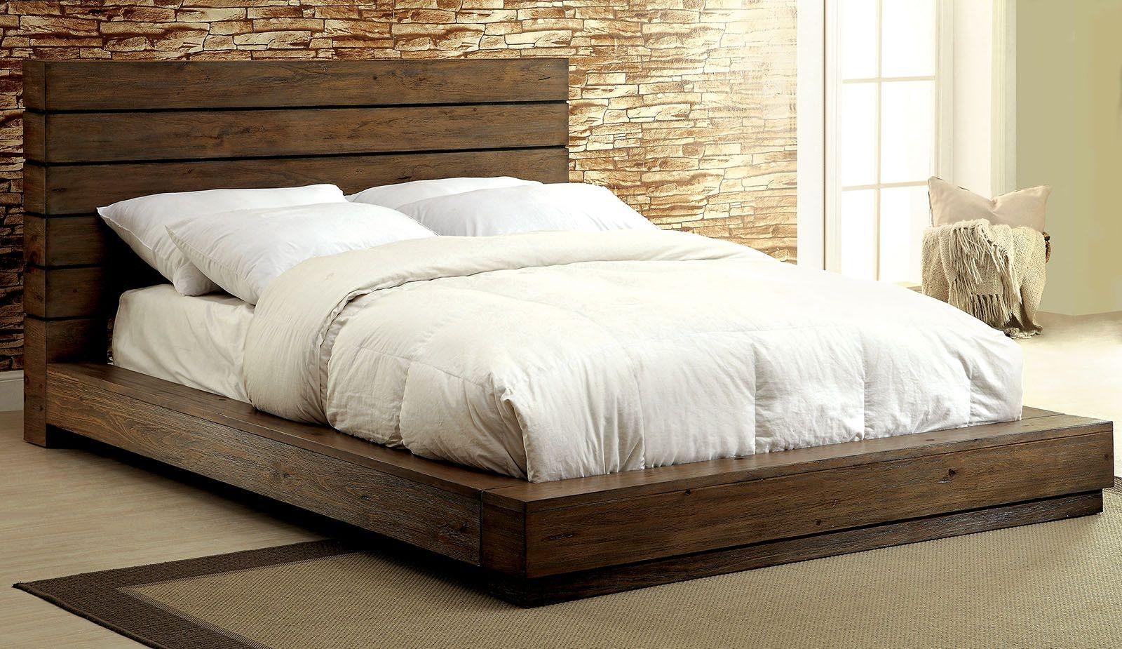 How To Make Cal King Platform Bed