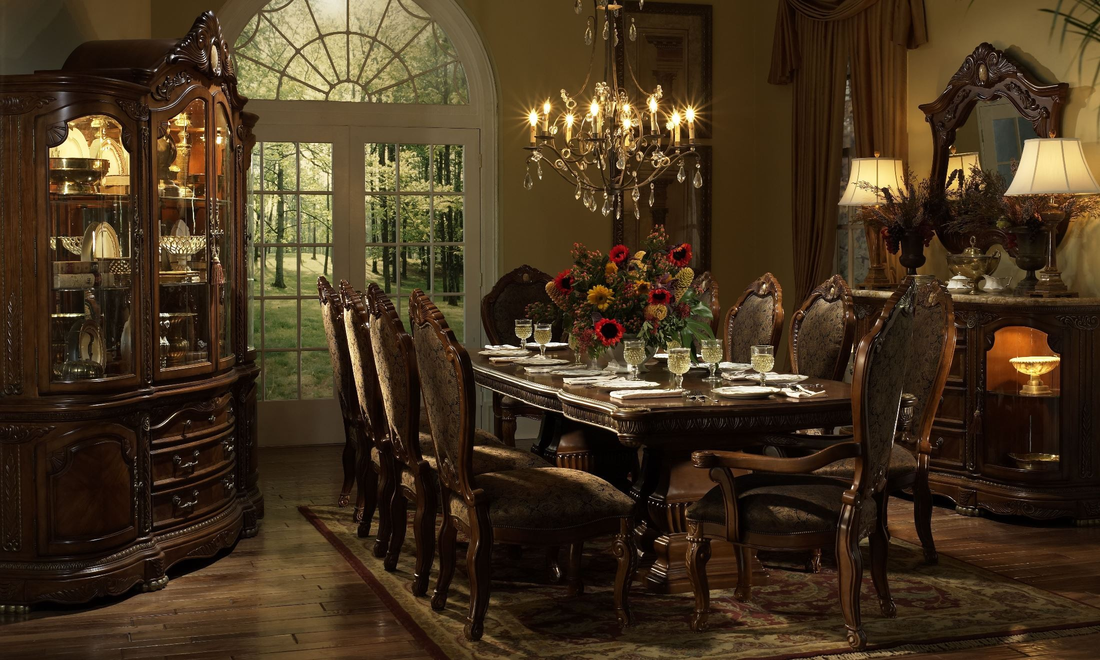 Cortina Dining Room Collection From Aico Furniture 875316