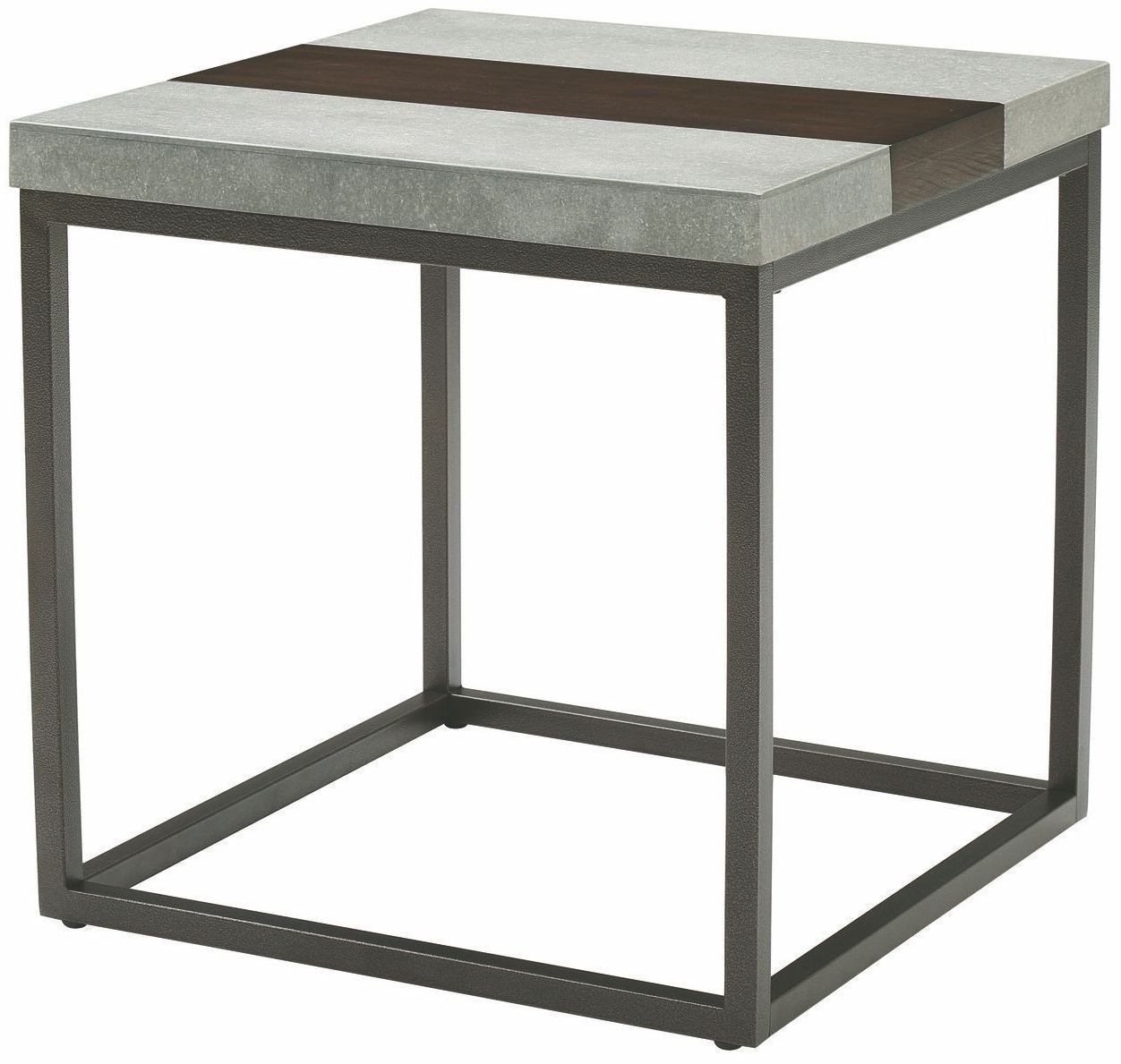 Stoneworks Merlot Natural Stone End Table From Emerald