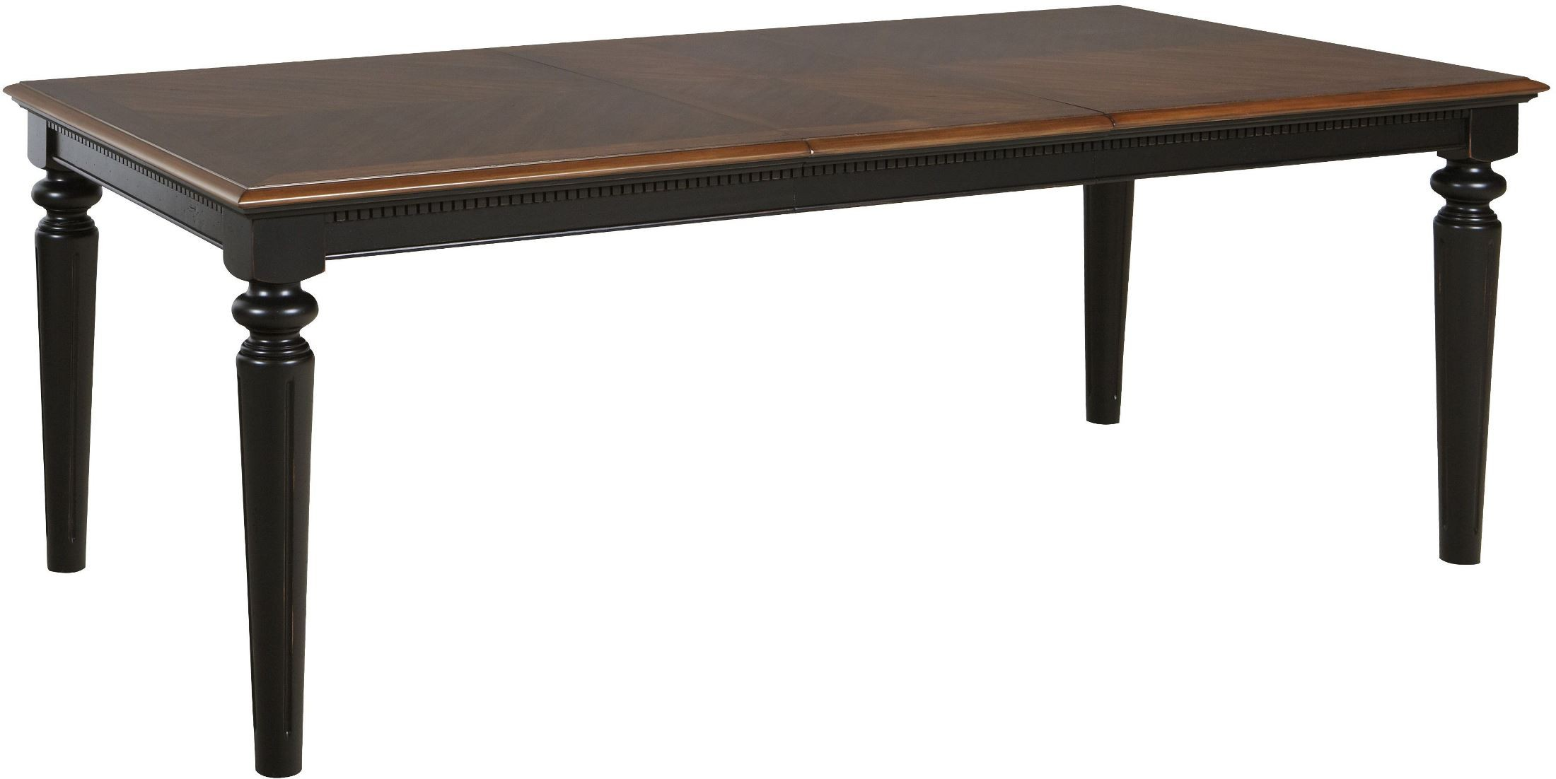 Rivington Hall Antique Coffee Extendable Rectangular Dining Table D0218n Dt Avalon