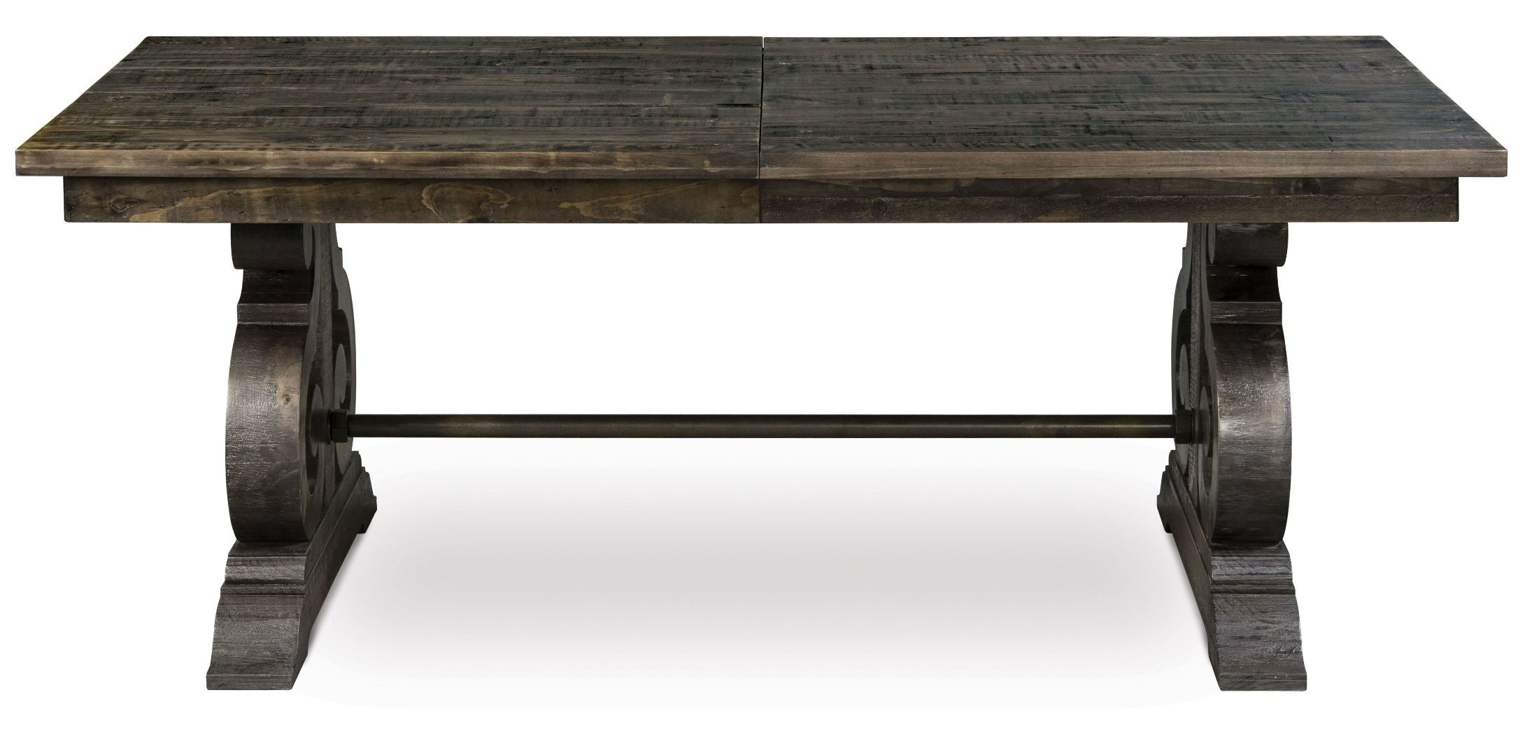Bellamy Rectangular Dining Table From Magnussen Home (D2491 20T 20B) |  Coleman Furniture