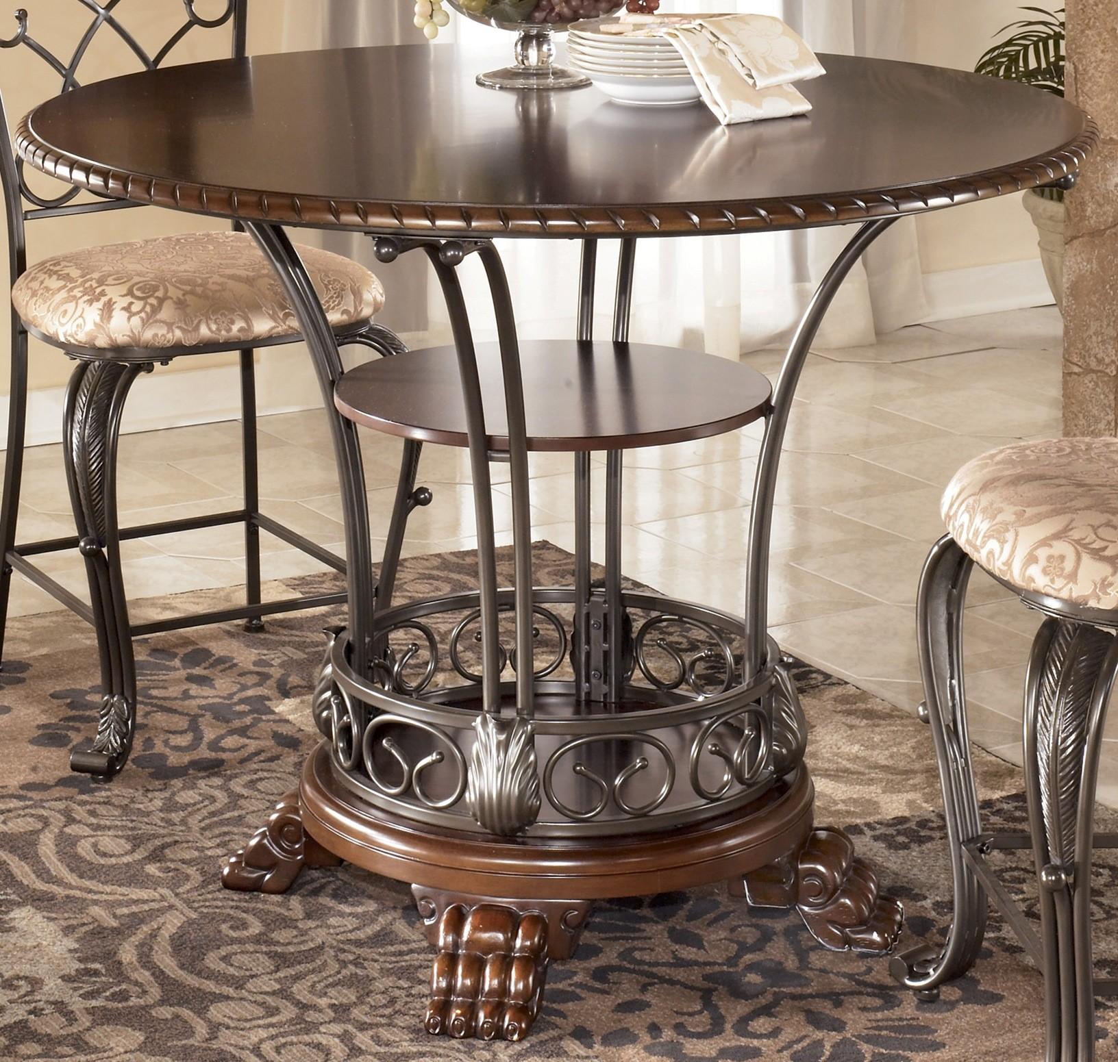 Ashley Dining Table: Ashley Alyssa Round Dining Table