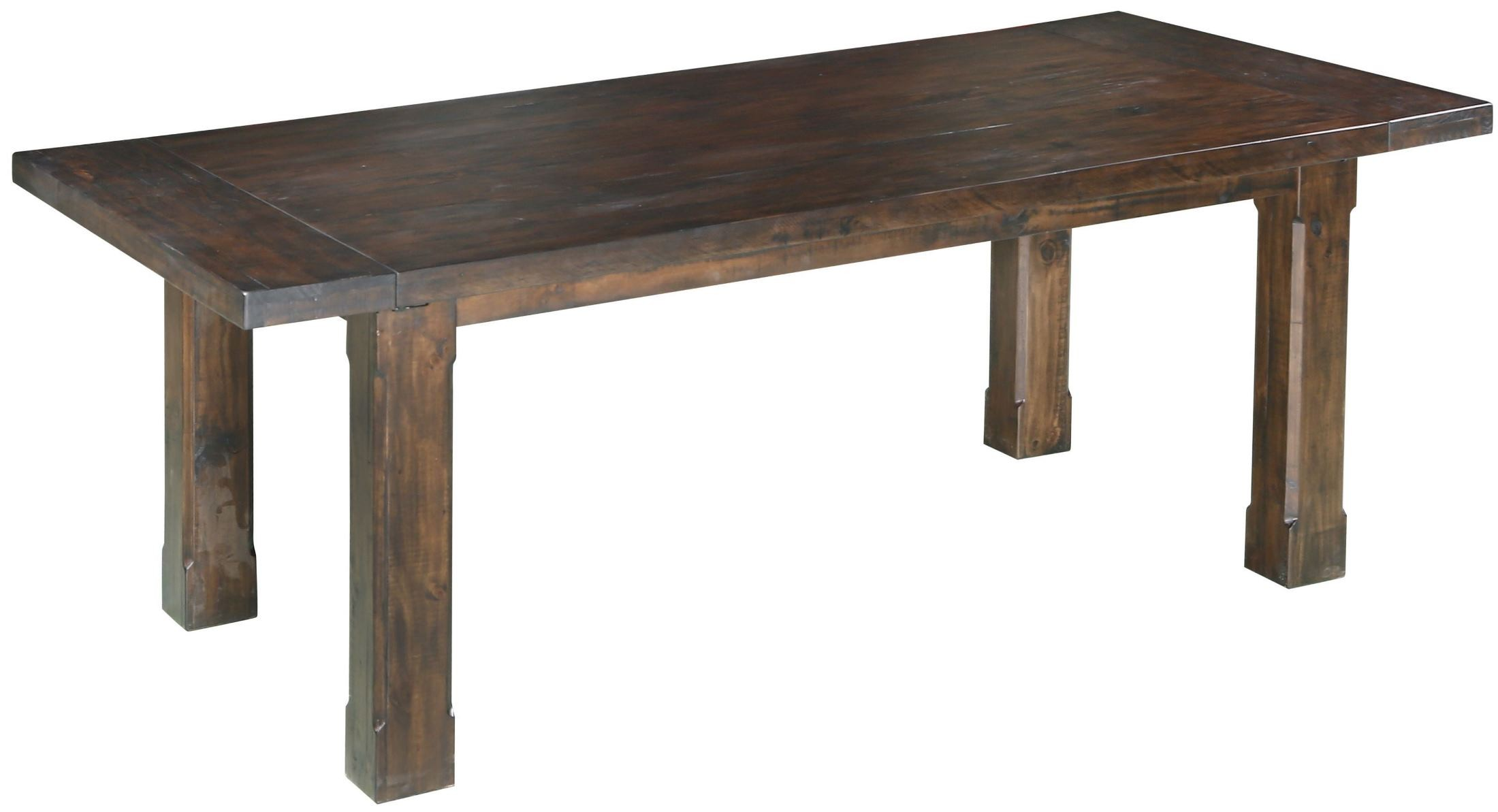 Pine Hill Warm Rustic Pine Extendable Rectangular Dining  : d3561 20 from colemanfurniture.com size 2200 x 1193 jpeg 149kB