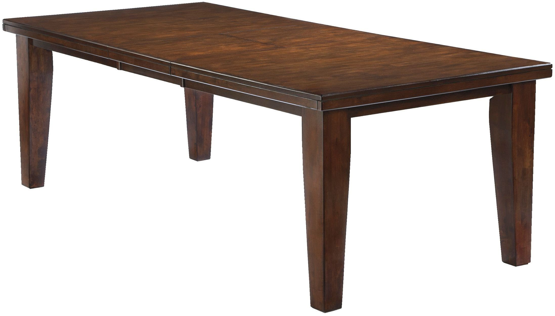 Larchmont Extendable Dining Table From Ashley D442 45