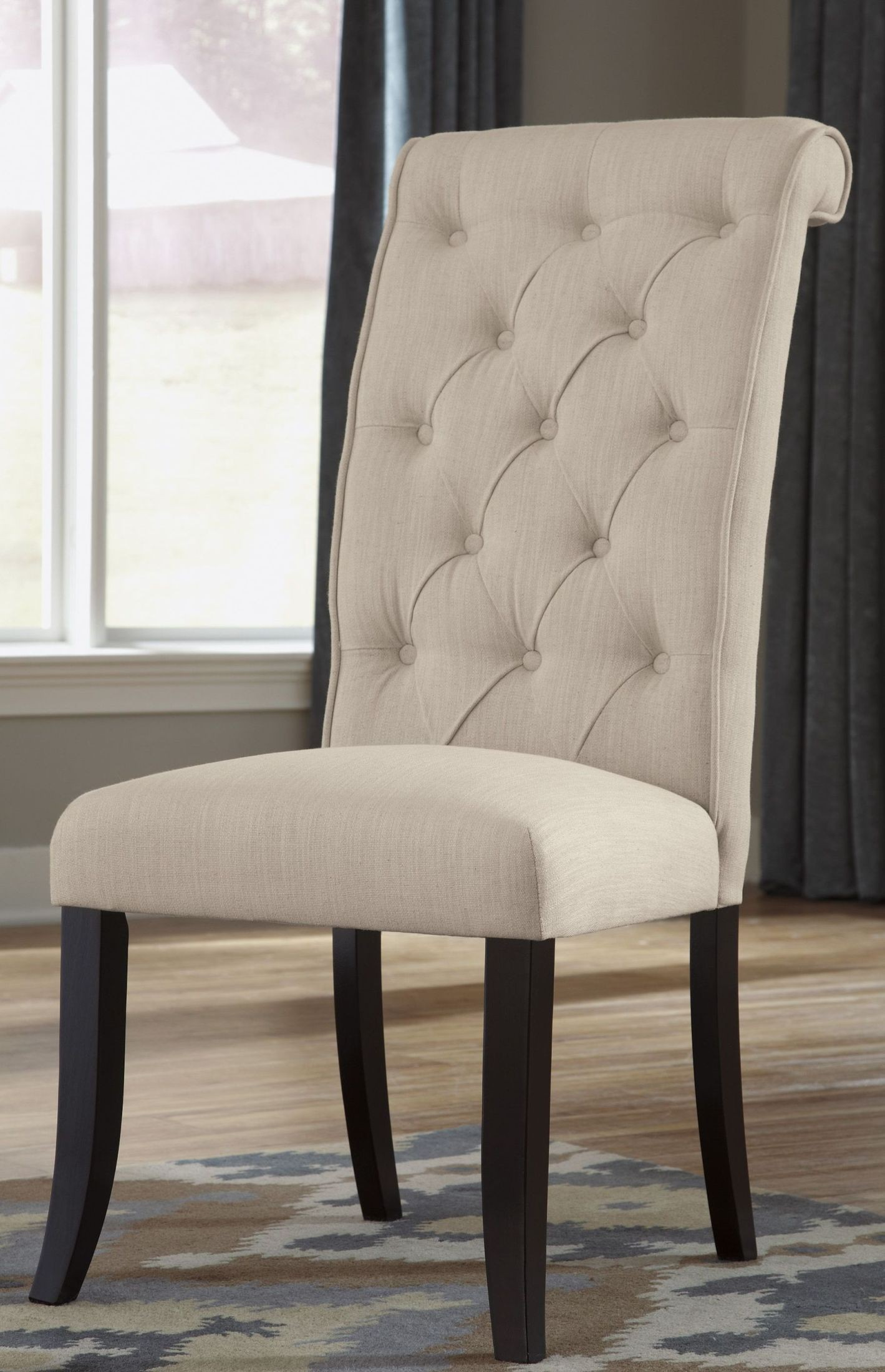 Tripton Dining Upholstered Side Chair Set Of 2