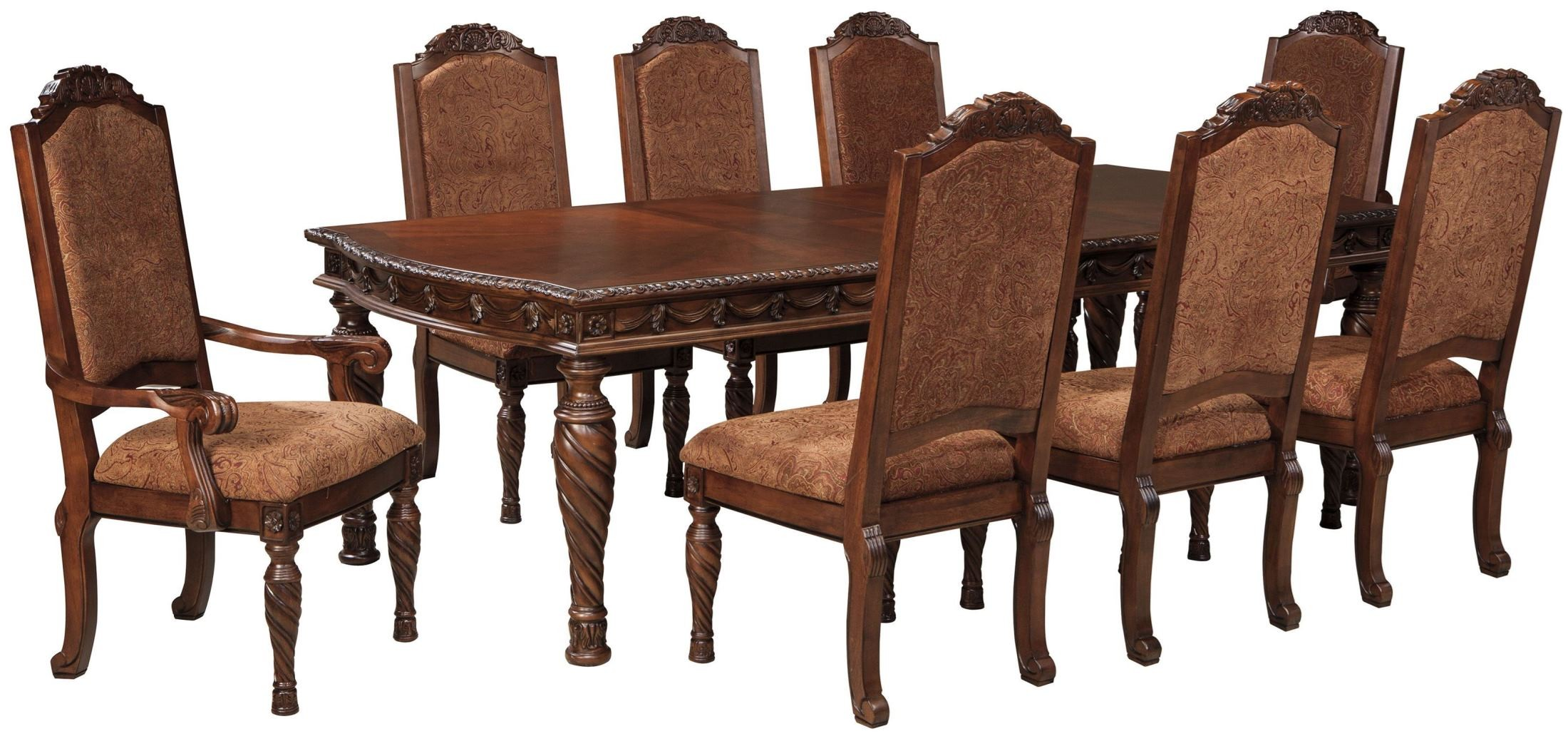 North Shore Rectangular Dining Room Set From Ashley Furniture