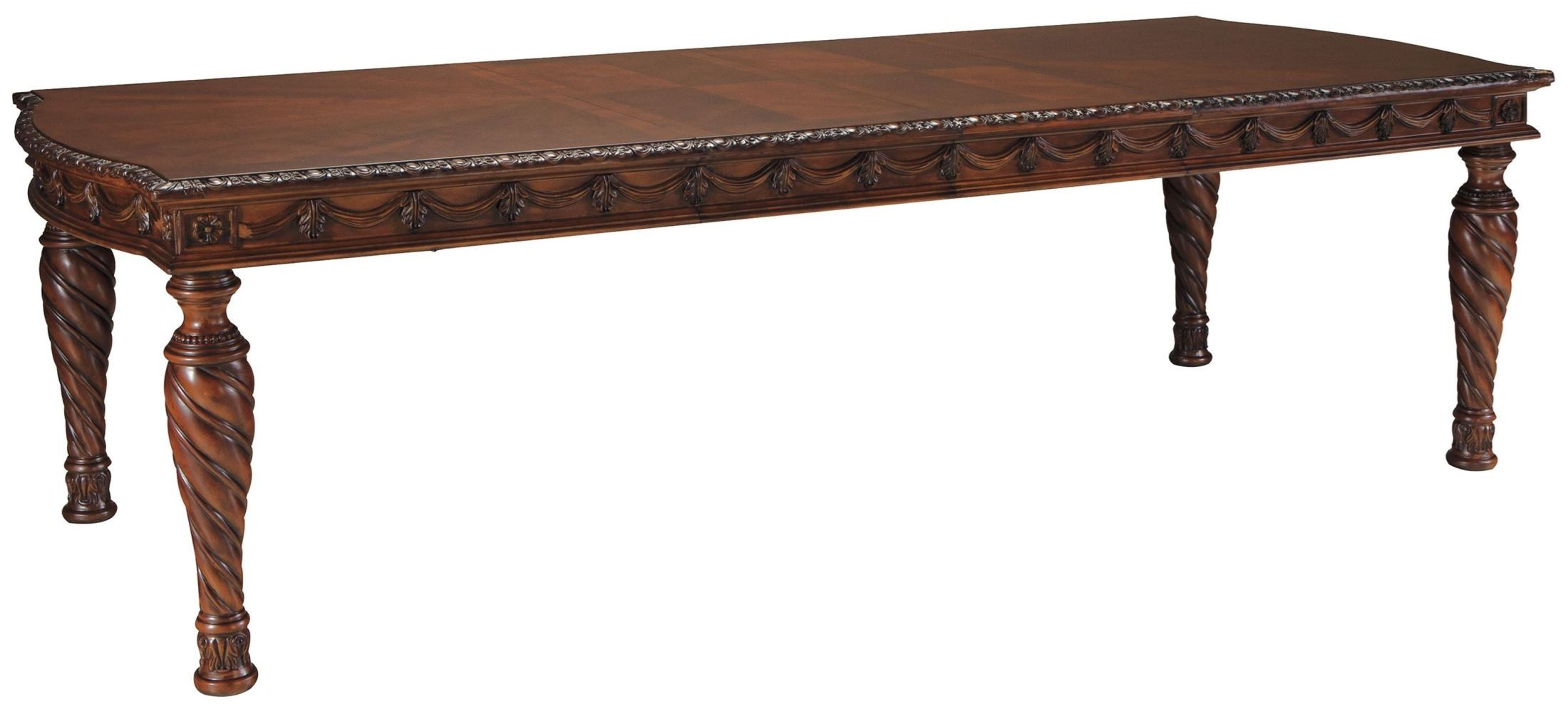 North Shore Rectangular Extendable Dining Table from Ashley D553