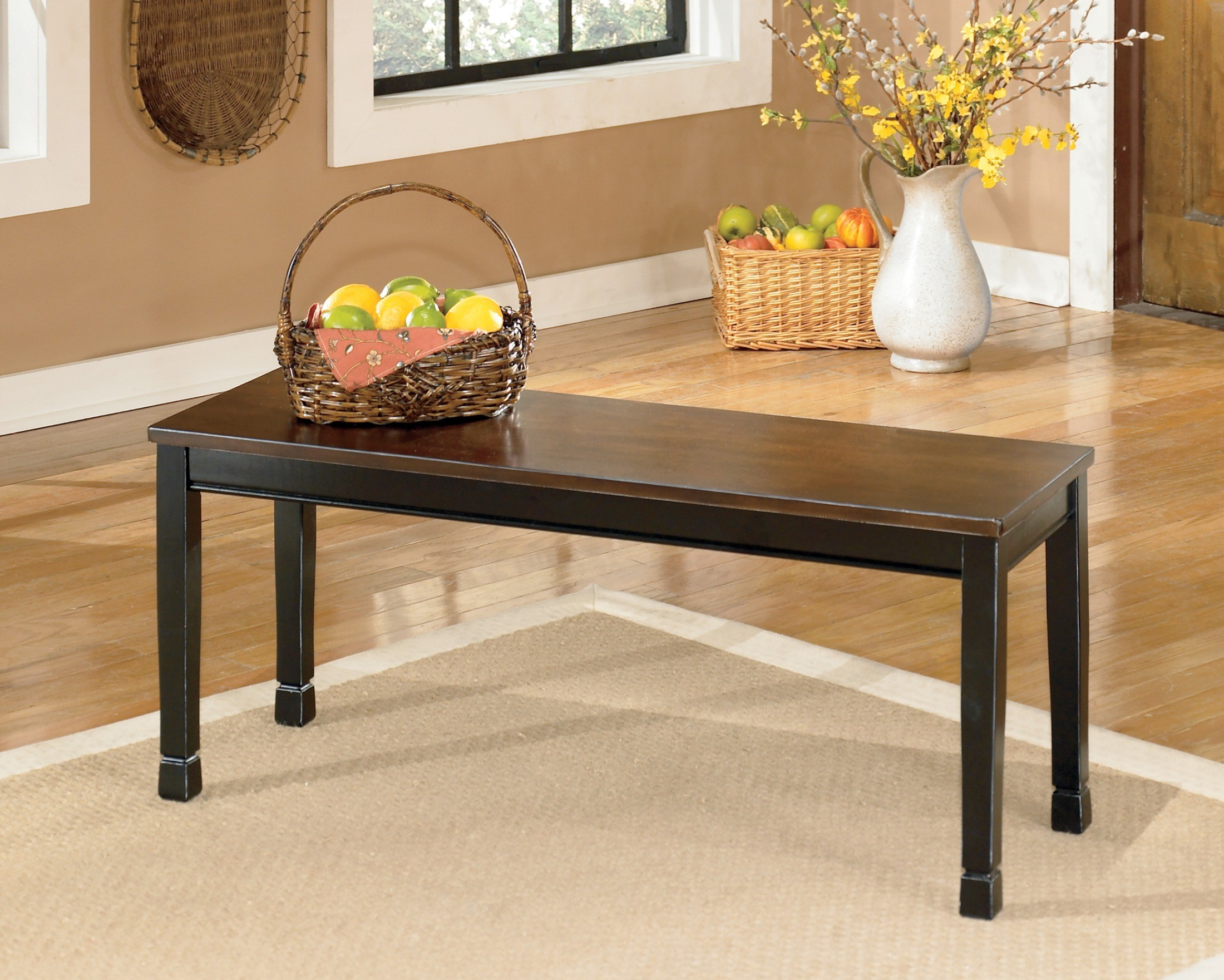 Owingsville Large Dining Room Bench From Ashley D580 00 Coleman Furniture