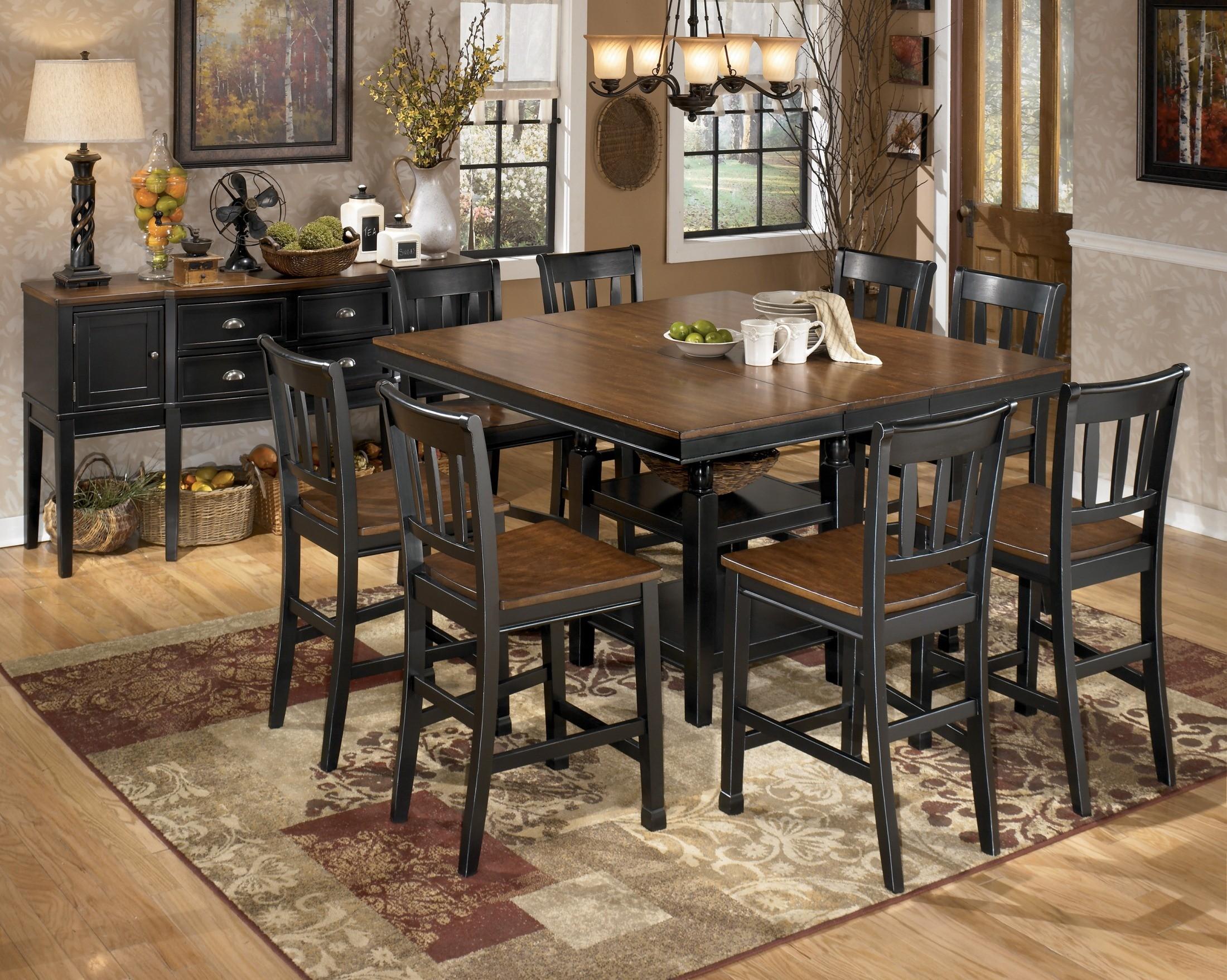 Owingsville Dining Room Server D580 60 Ashley Furniture