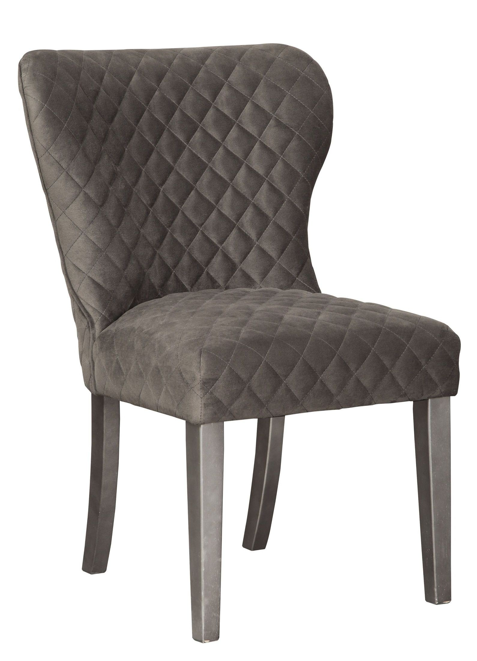 wingback dining chairs rozzelli black wing back dining side chair set of 2 from 1117
