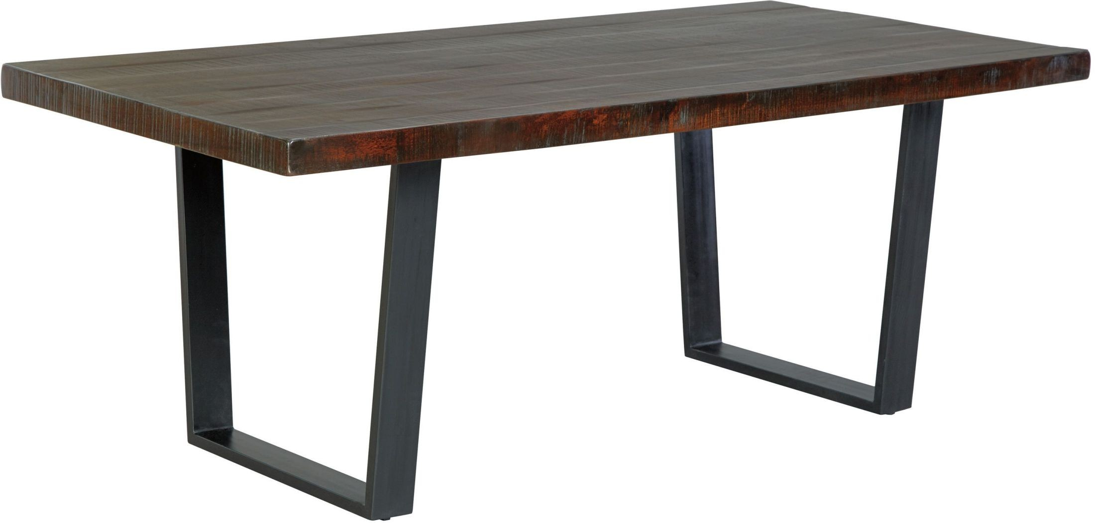 Parlone Dark Brown Rectangular Dining Room Table from  : d721 25 sw from colemanfurniture.com size 2200 x 1051 jpeg 148kB