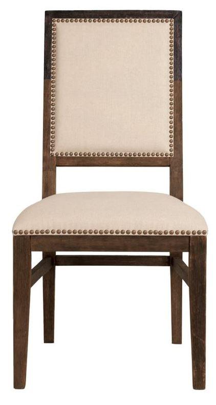 Rustic Cherry Rectangular Table Formal Dining Room Set: Hudson Rustic Java Rectangular Extendable Trestle Dining