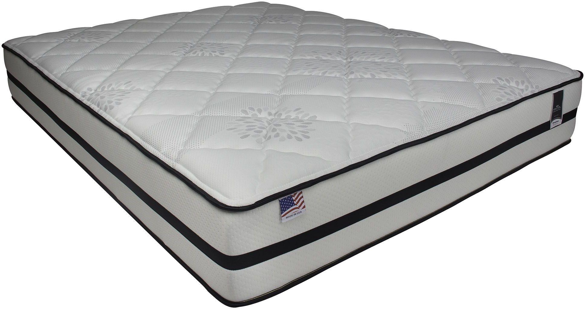 Laken 11 5 tight top king mattress from furniture of for K furniture mattress